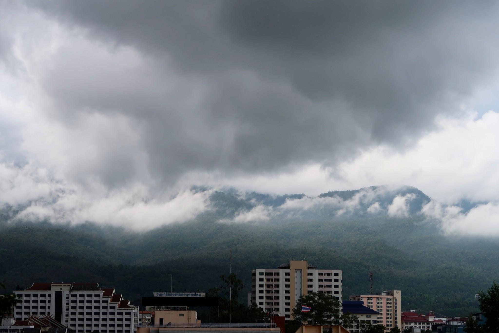Chiang Mai vuoret