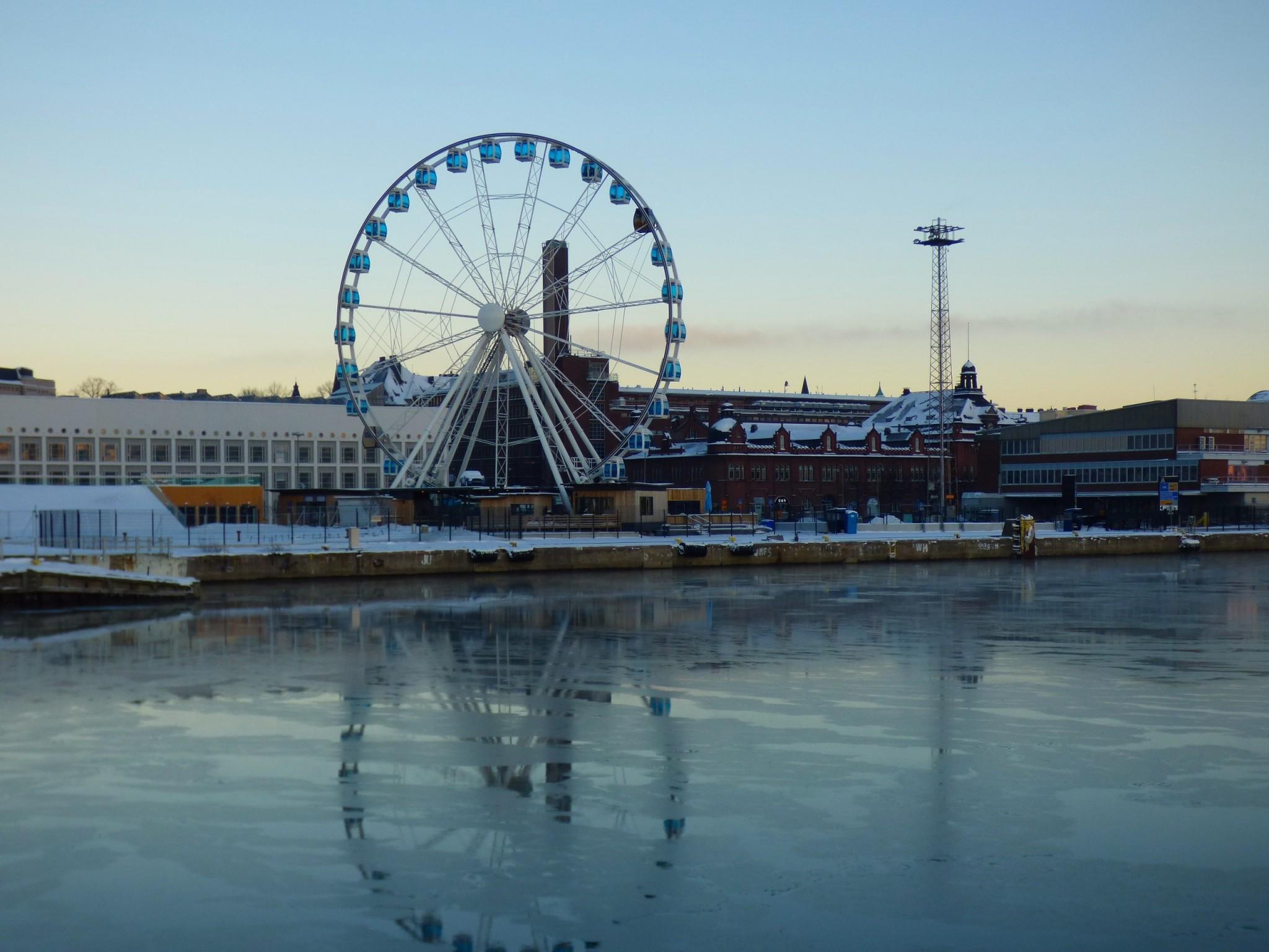 Helsinki tammikuu