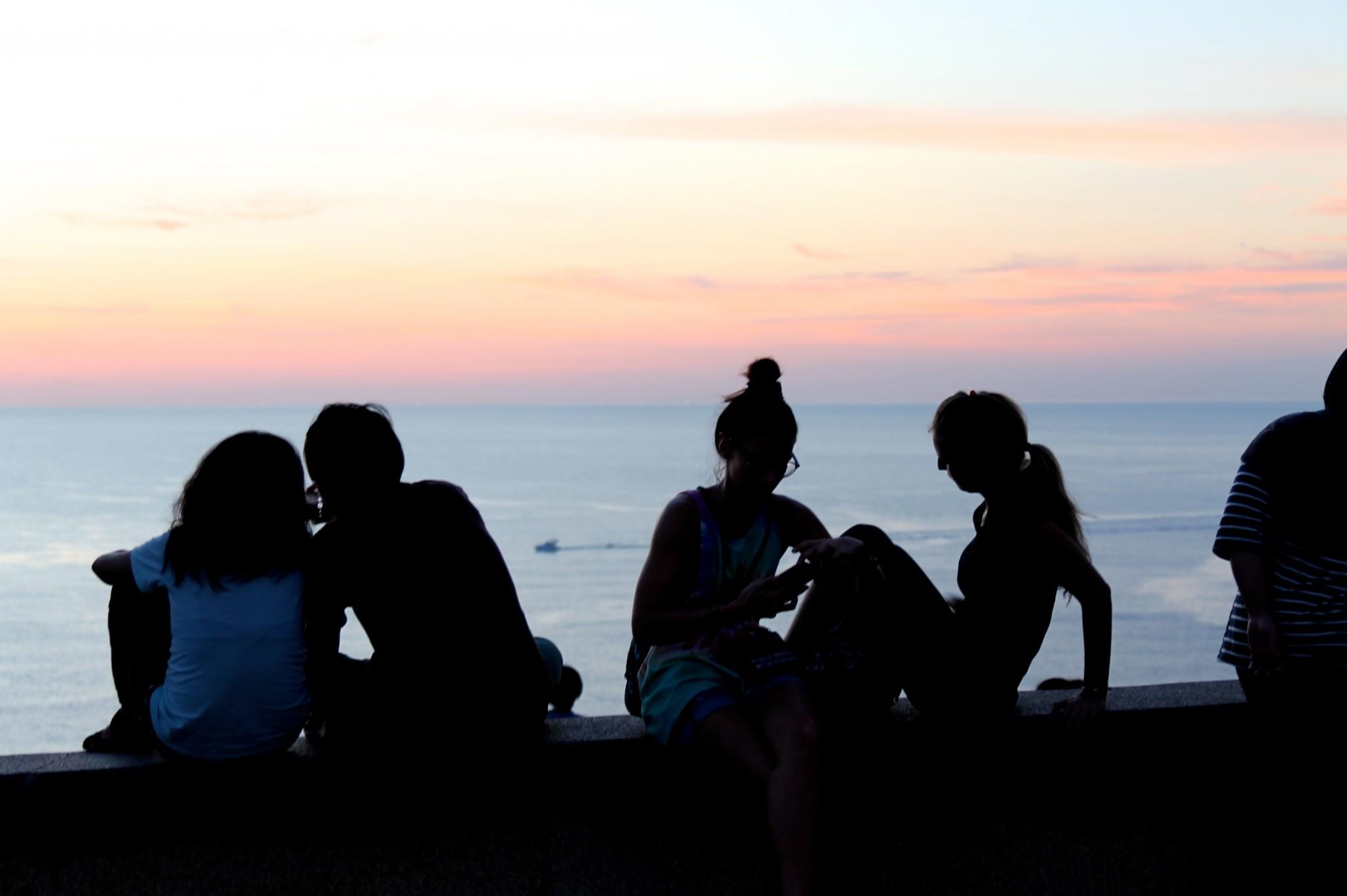 Promthep Cape Phuket auringonlasku