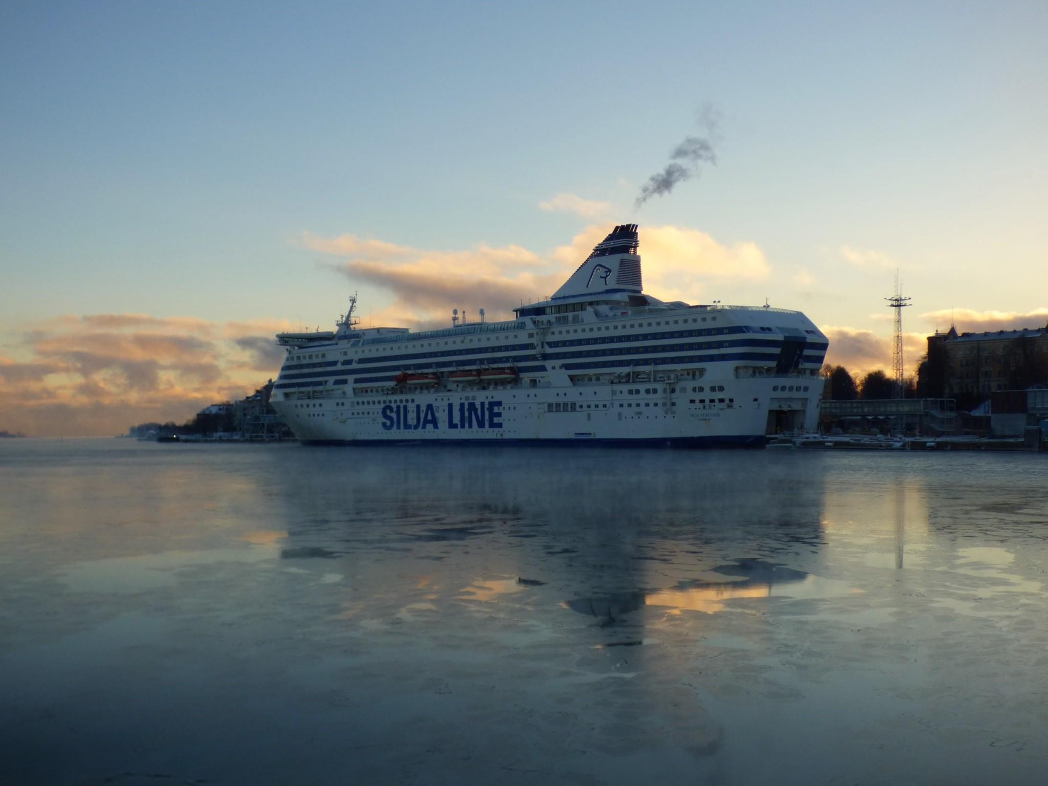 Silja Line Helsinki