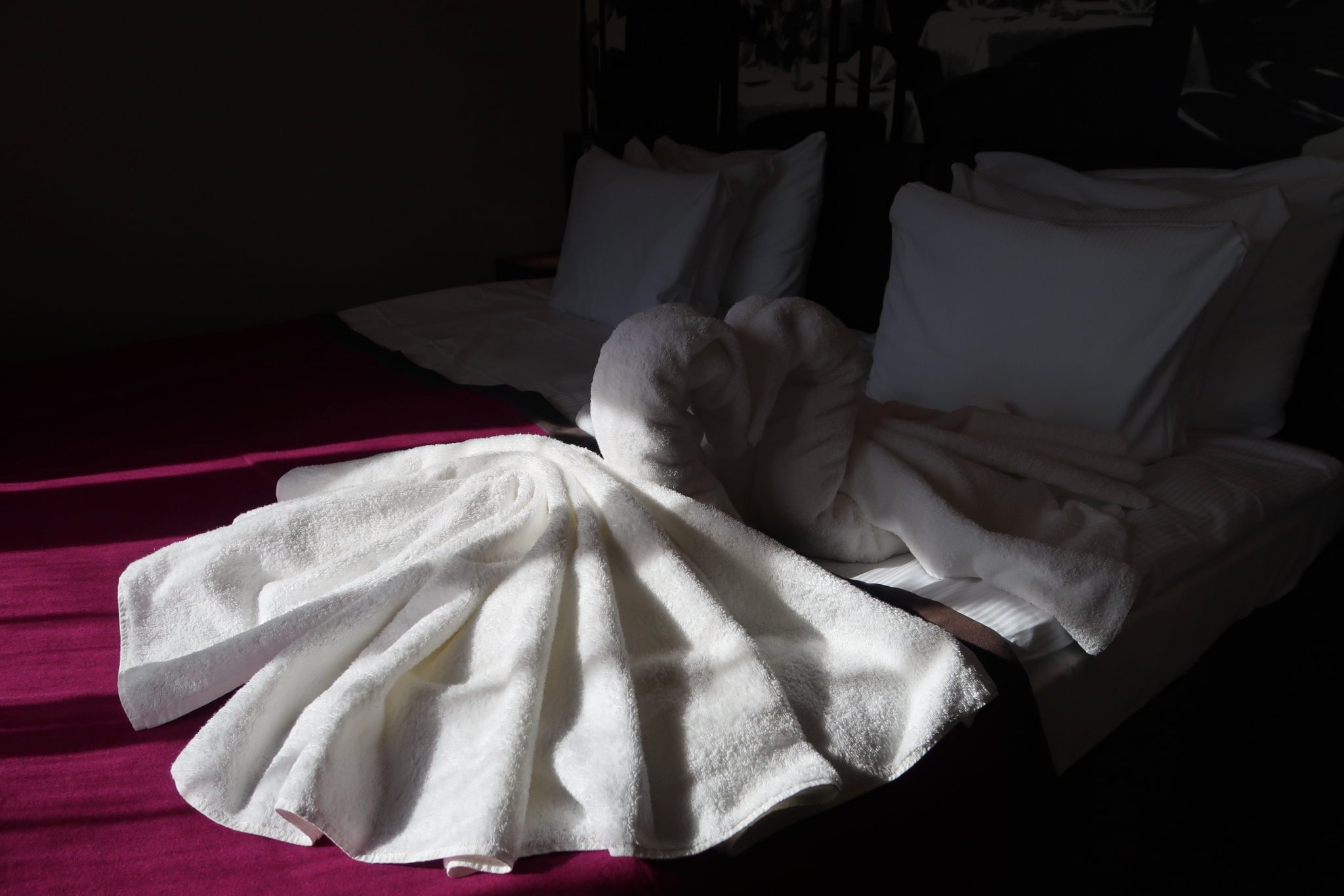 Lahden Seurahuone sänky