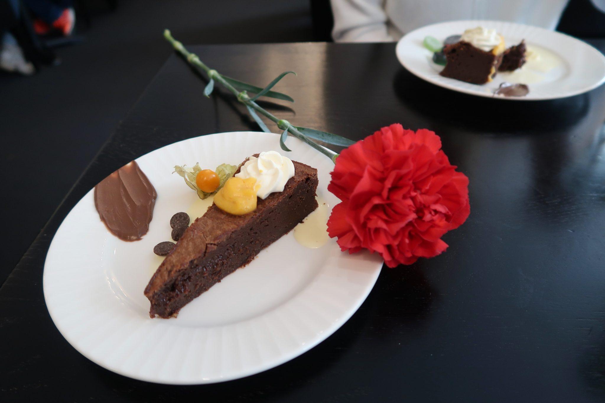 Lahden Seurahuone aamiainen kakku