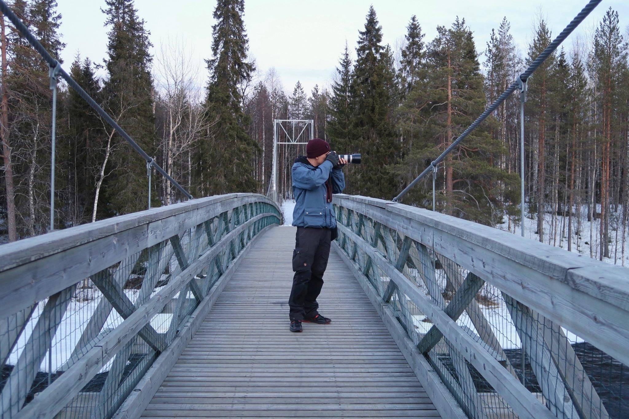 Rovaniemi Vaattunkiköngäs Beyond Arctic