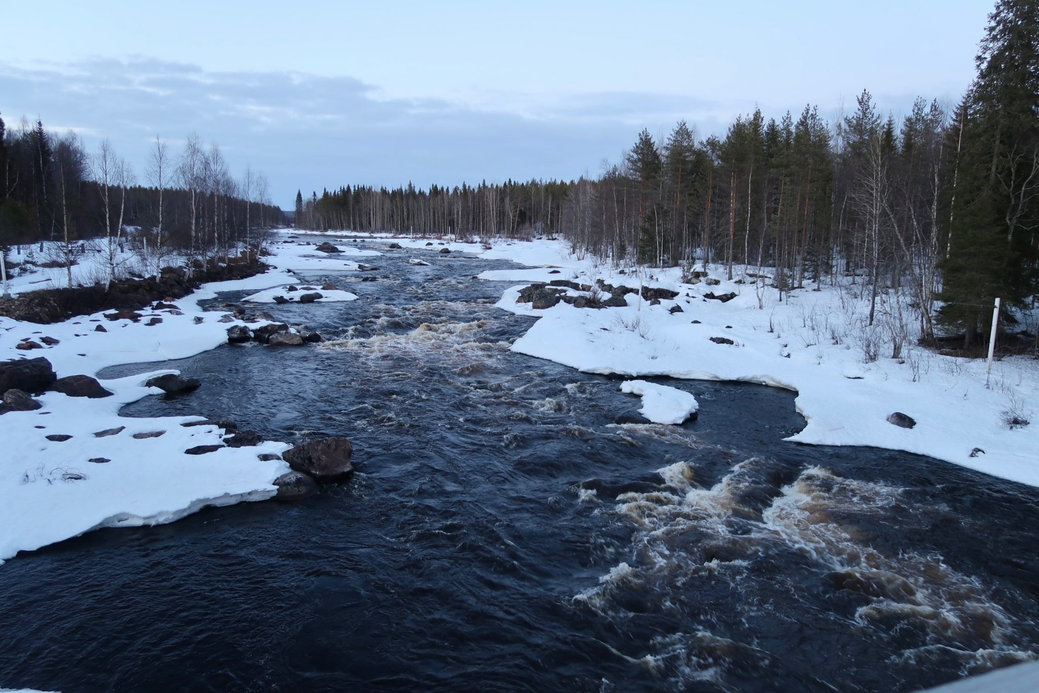 Rovaniemi Vaattunkiköngäs