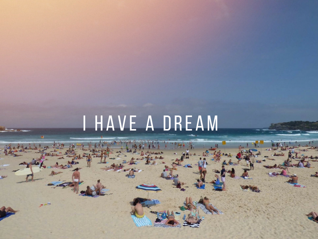 Bondi I have a dream