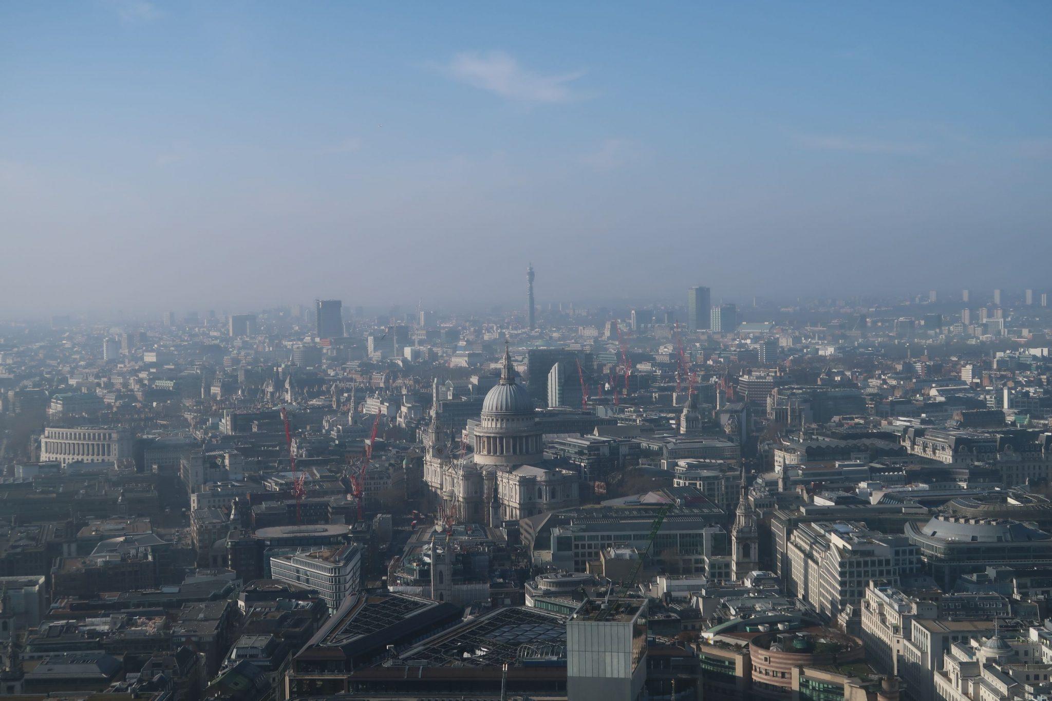 Lontoo Sky Garden