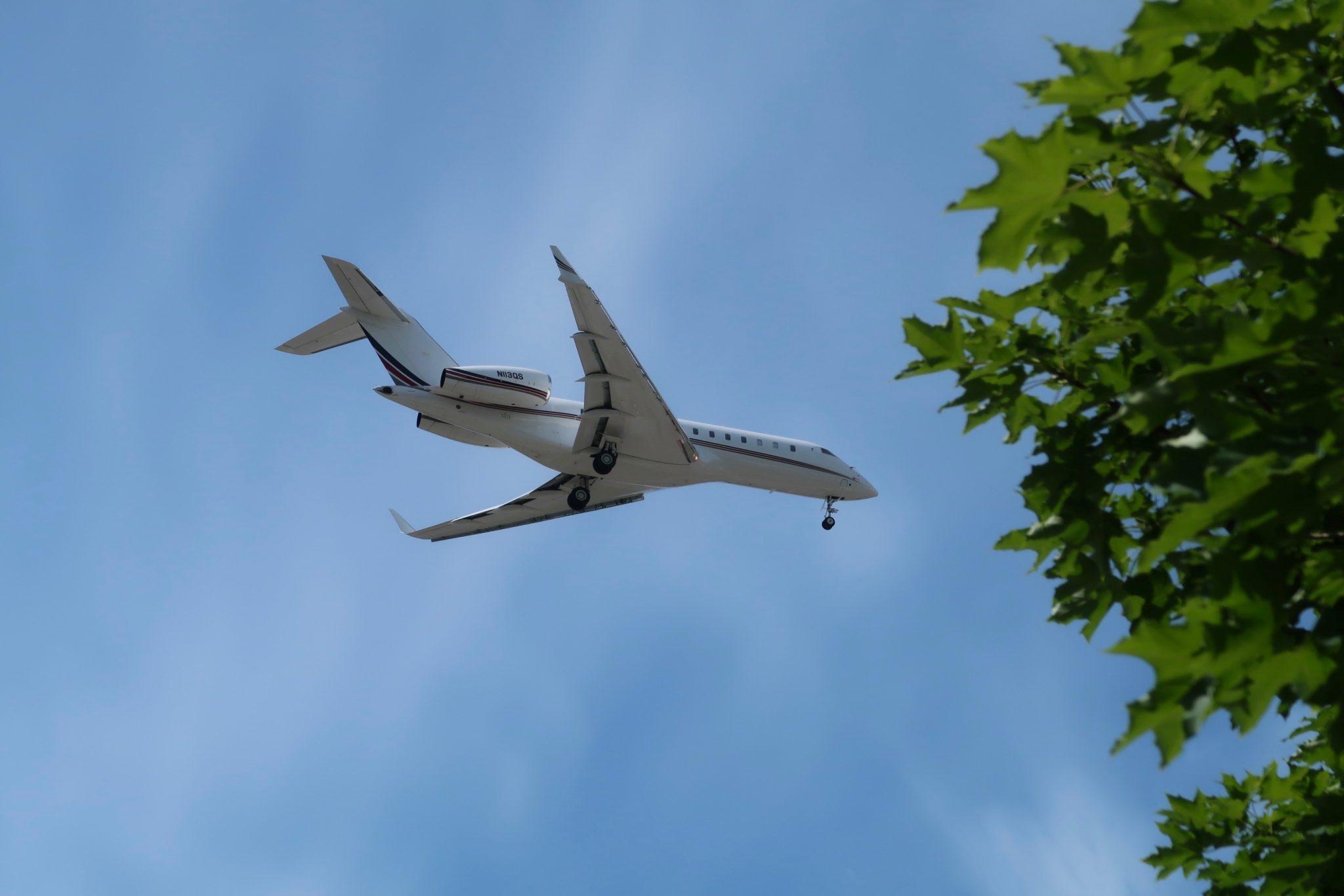 Tukholma Bromma lentokone