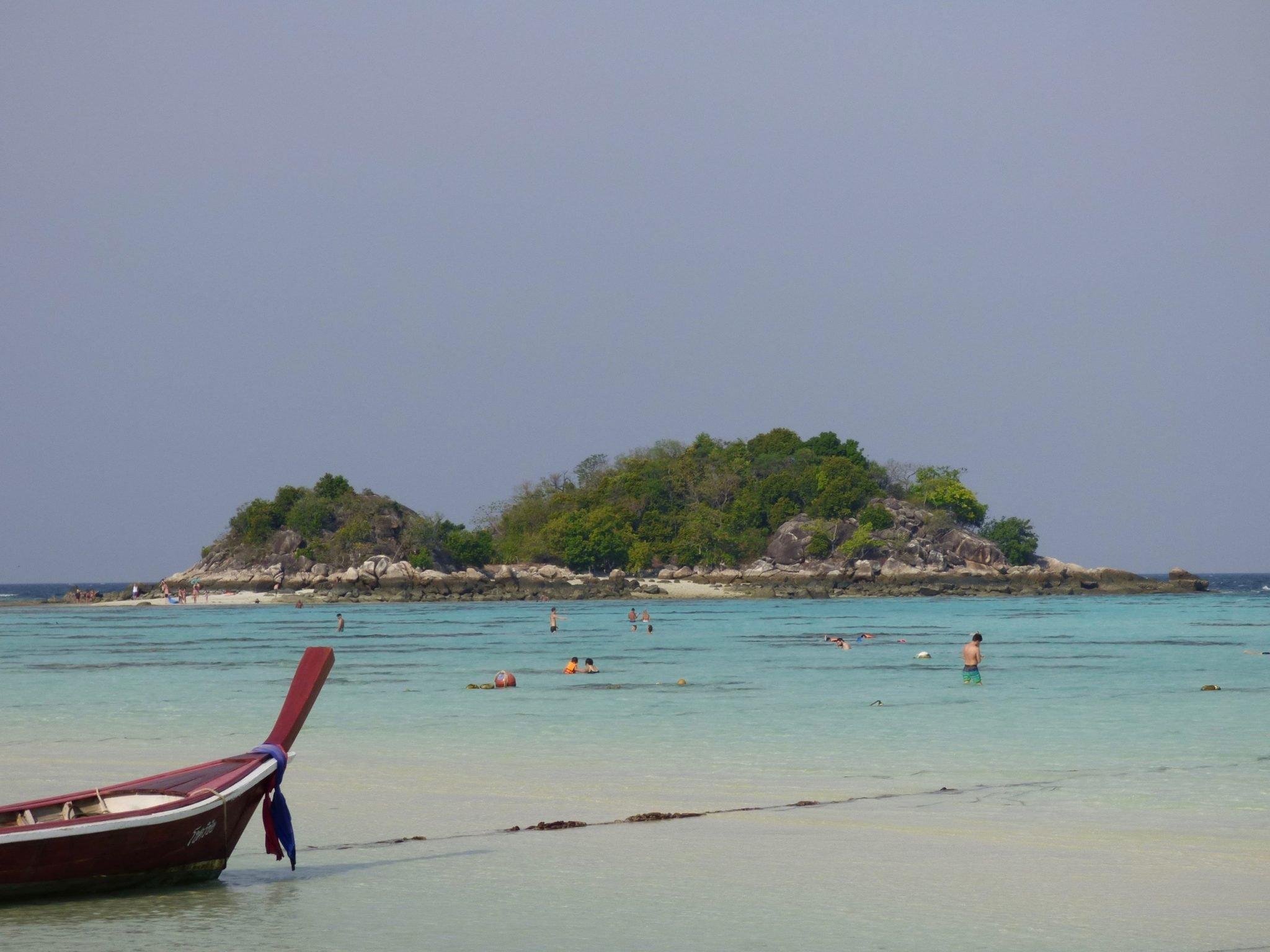 Koh Lipe Thaimaa