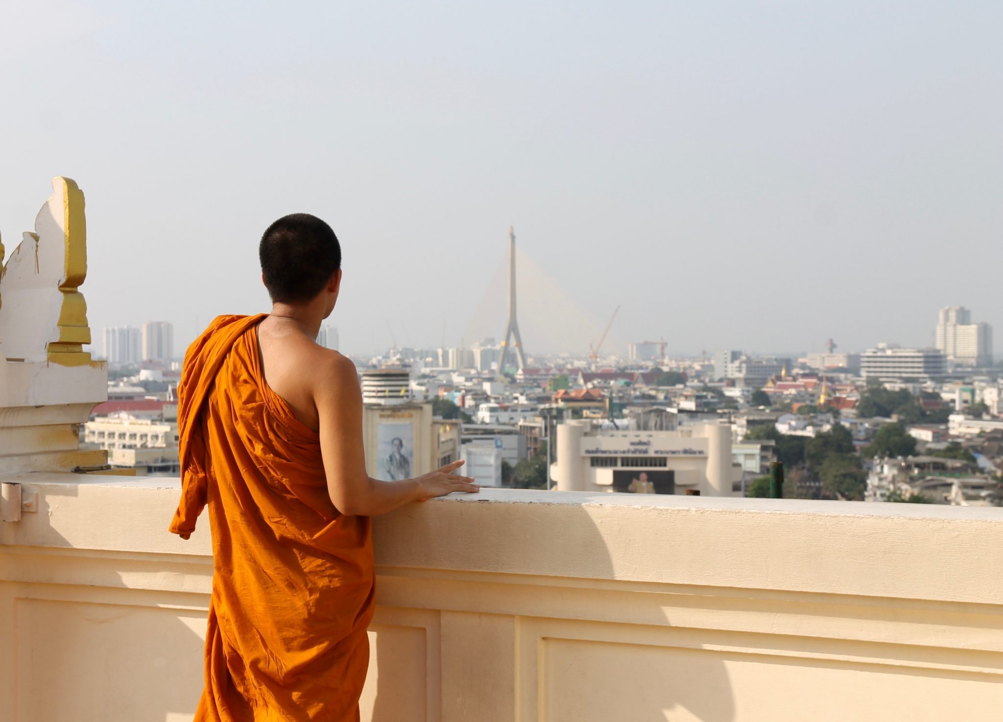 Bangkok Thaimaa temppeli