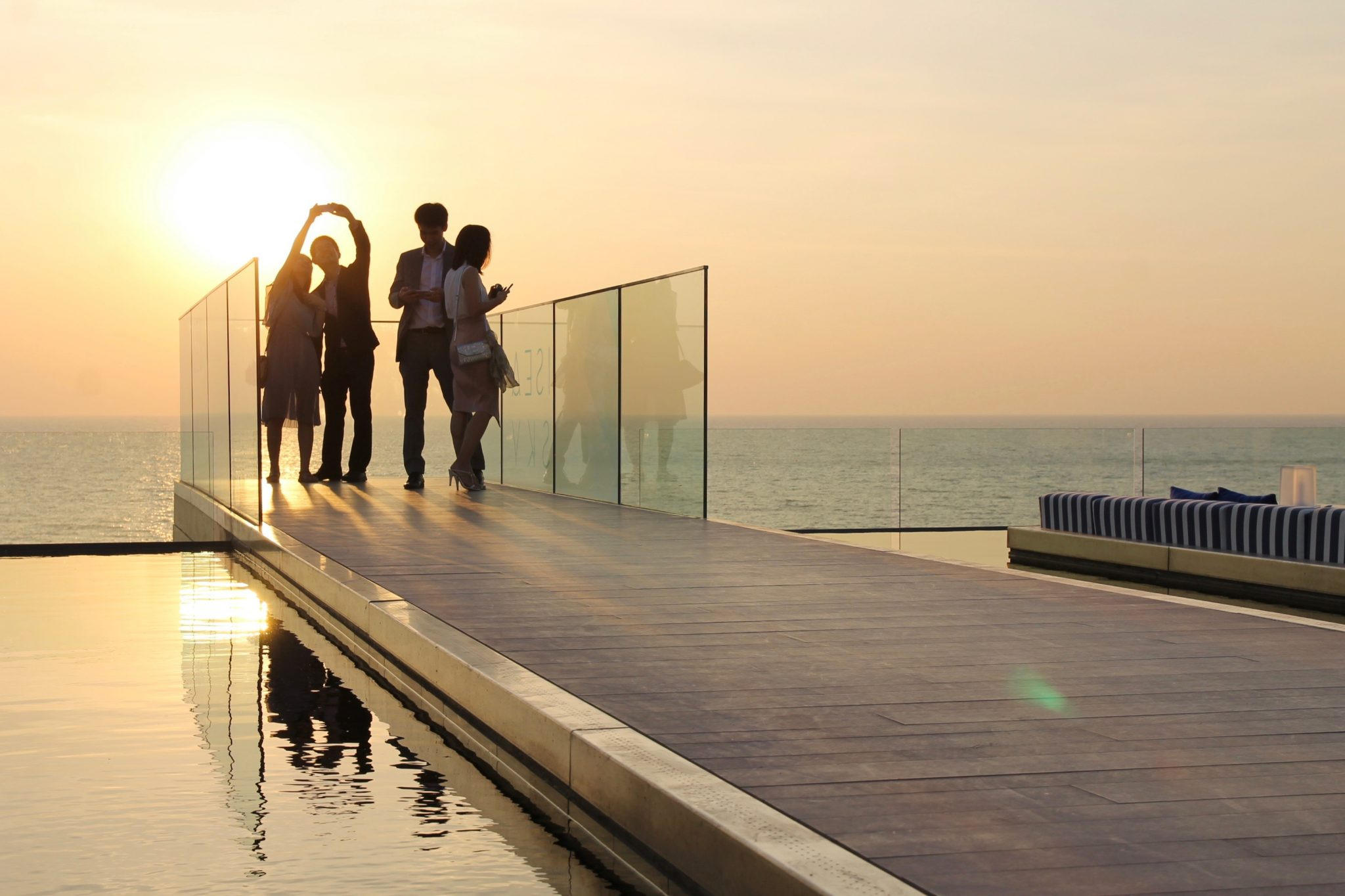 Veranda Pattaya Thaimaa