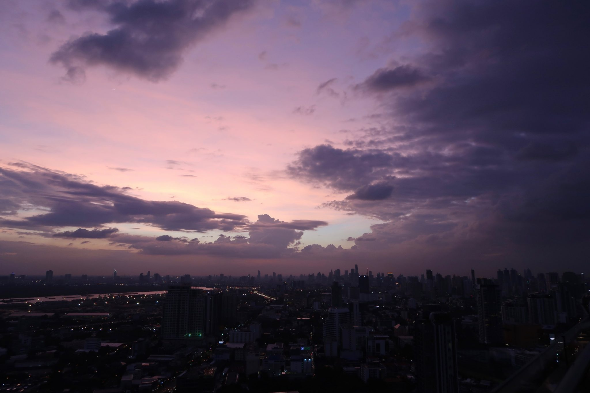 Cielo kattobaari Bangkok
