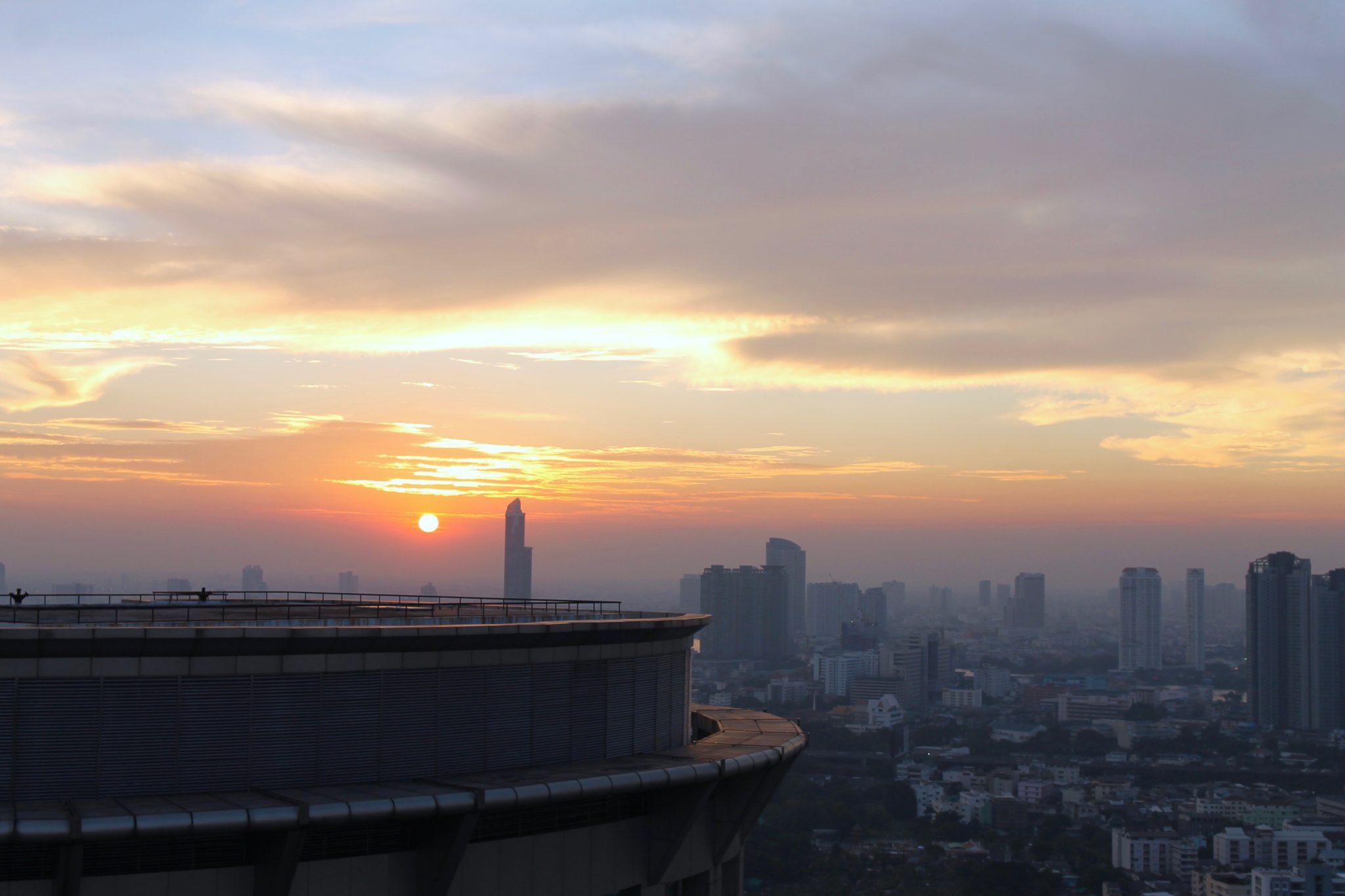 Zoom kattobaari Bangkok