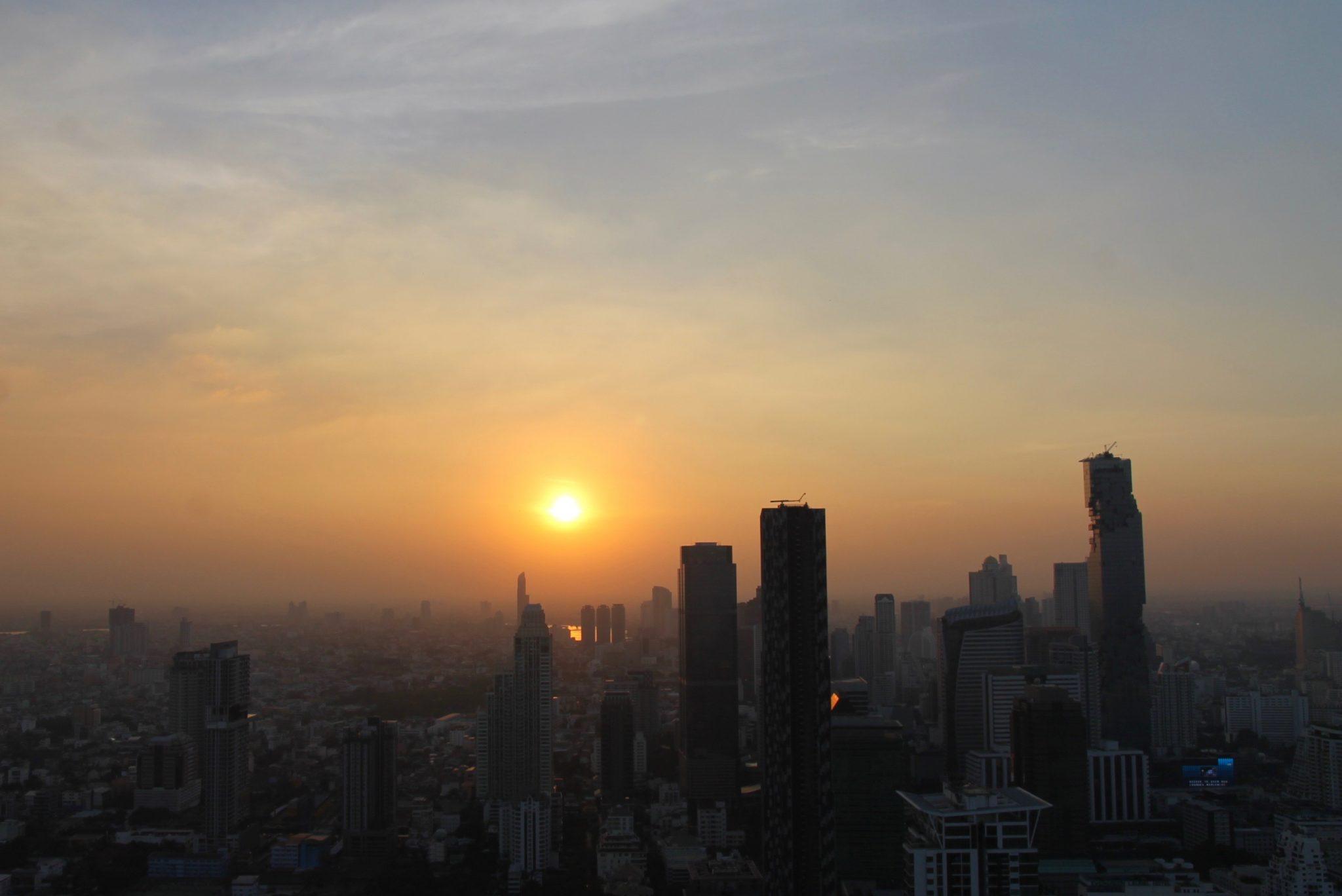 Vertigo&Moon kattobaari Bangkok