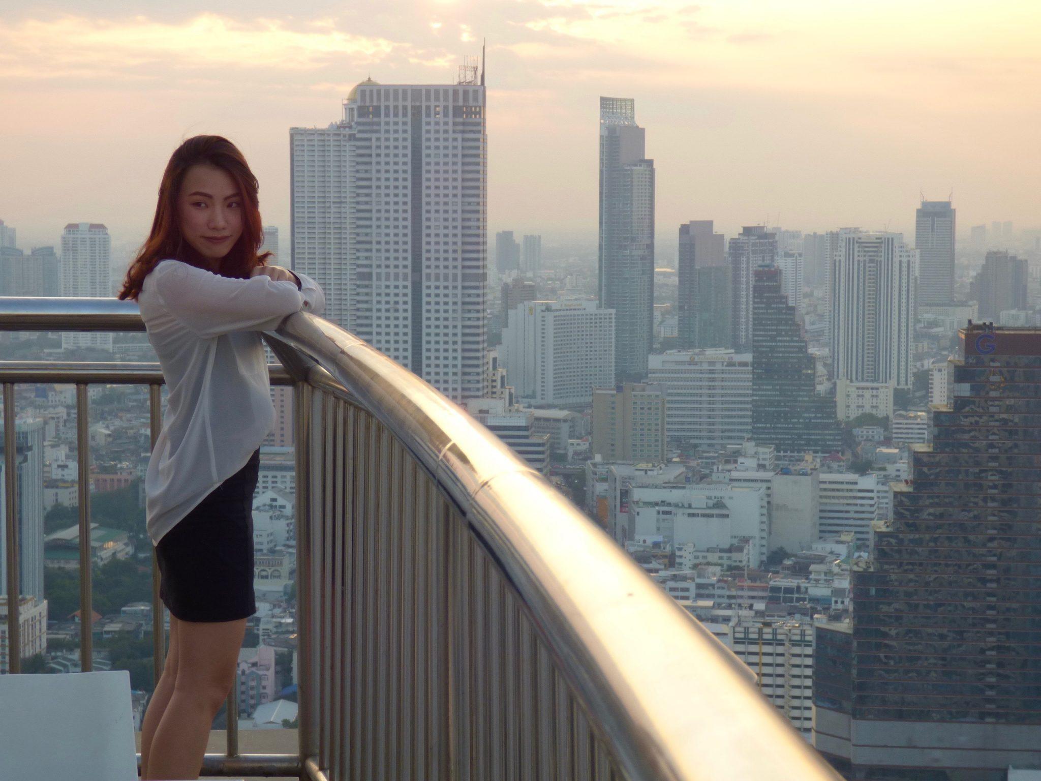 Cloud 47 kattobaari Bangkok