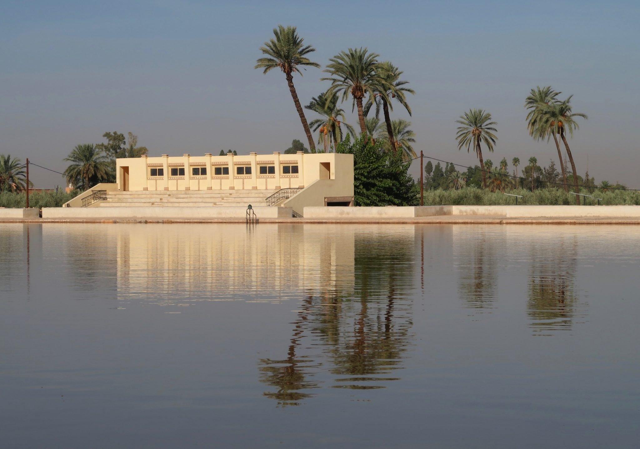 Marrakech Menara Gardens