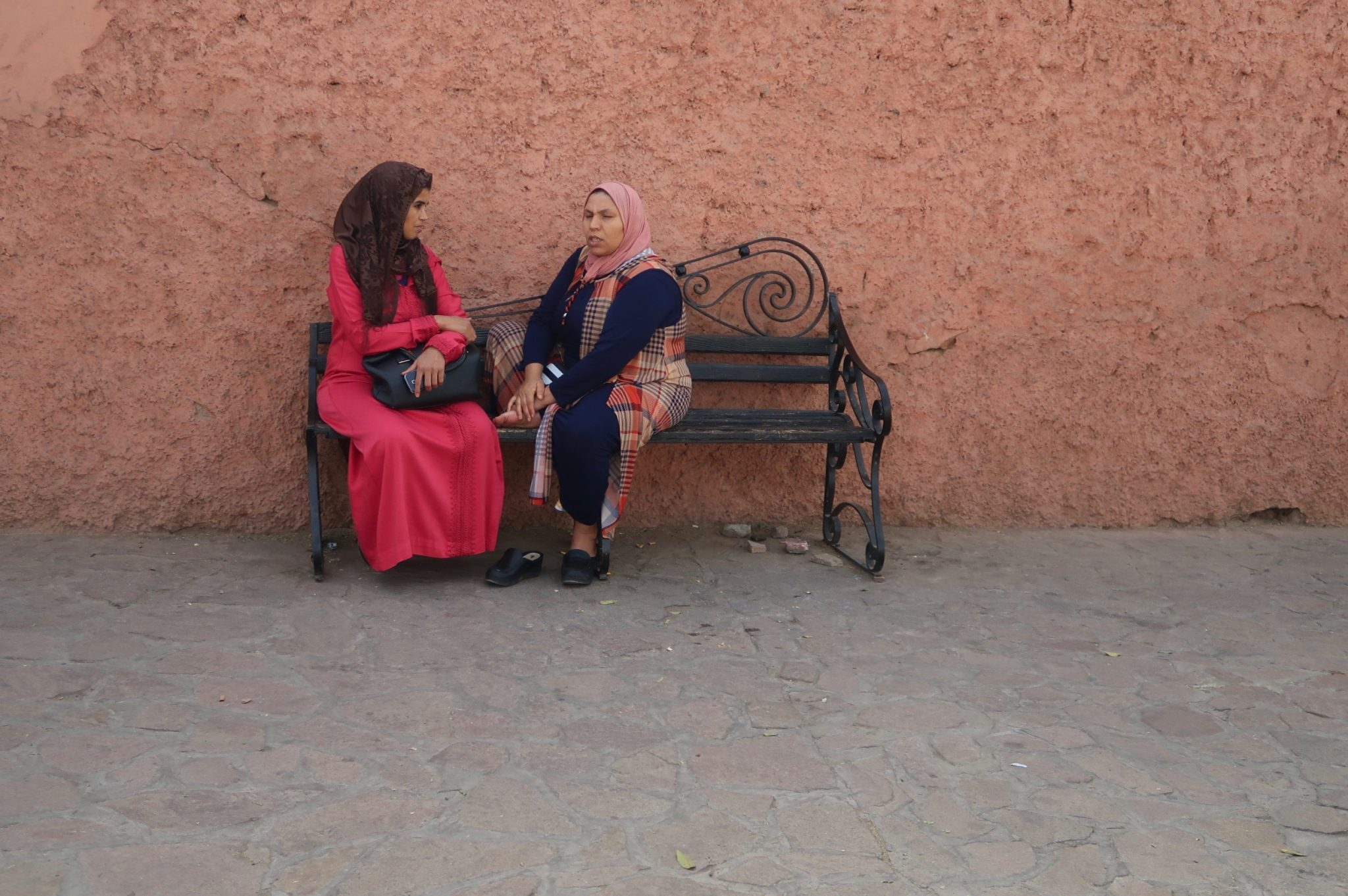 Marrakech naiset