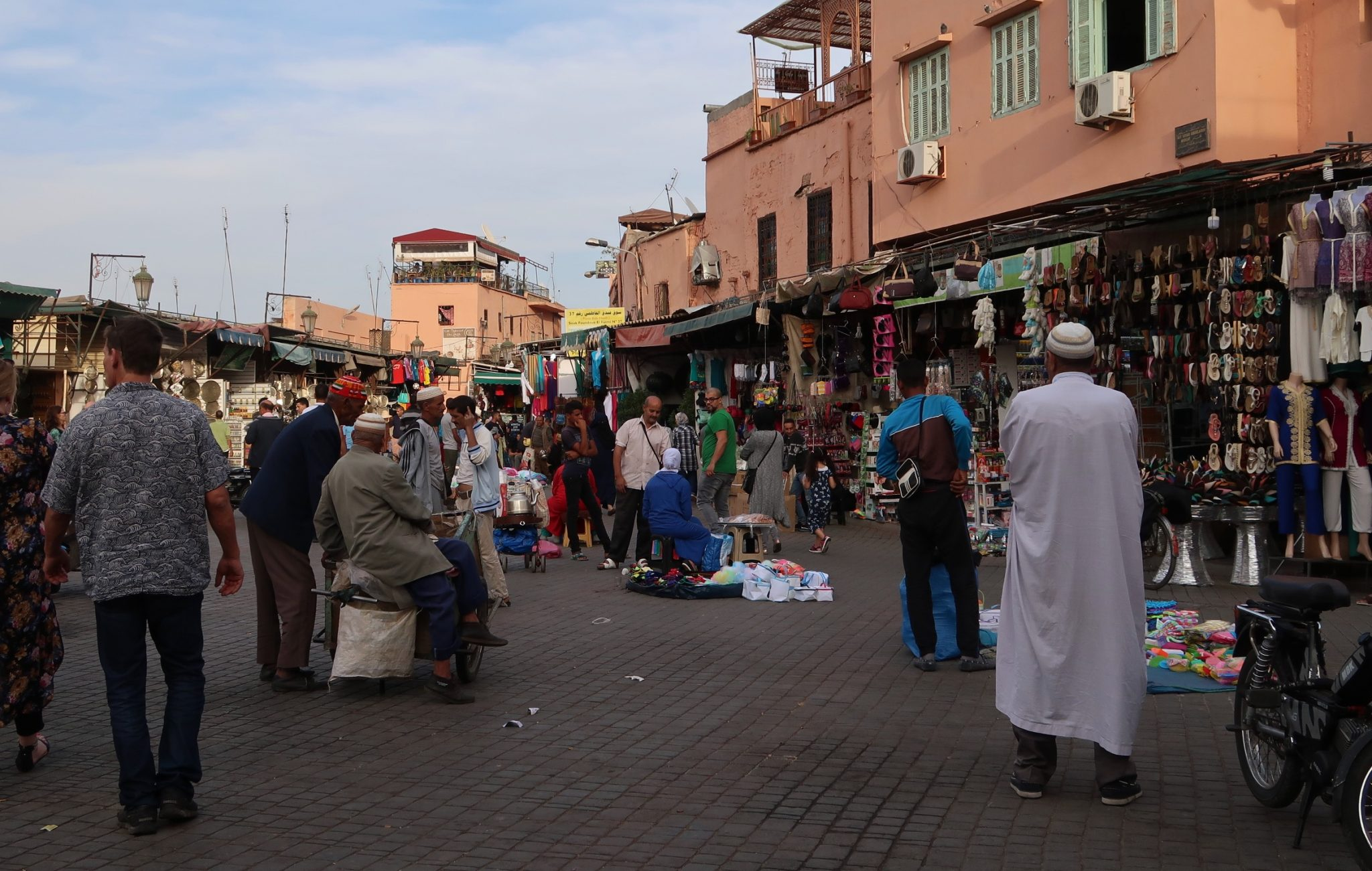Marrakech basaari