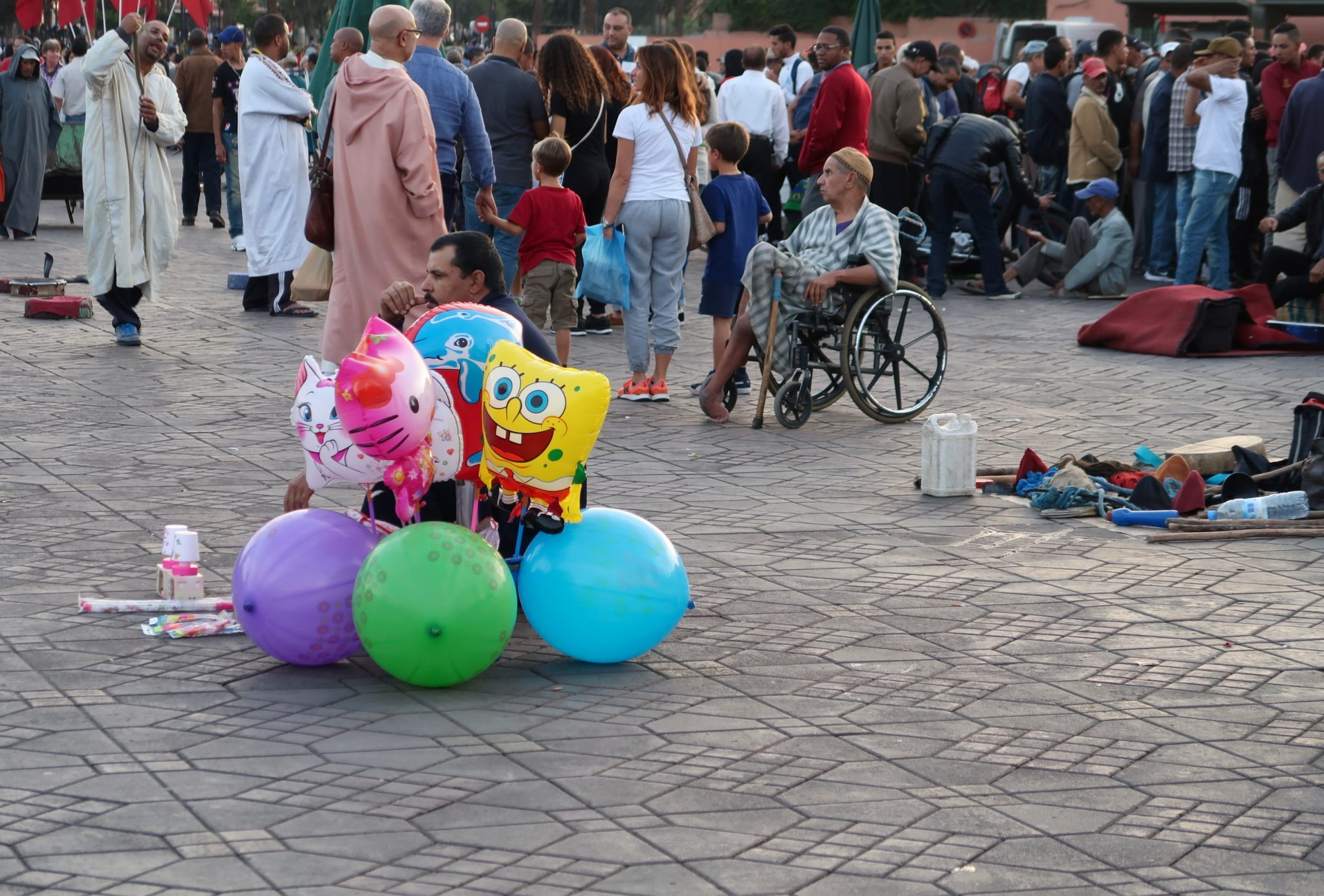 Marrakech Jemaa el-Fna
