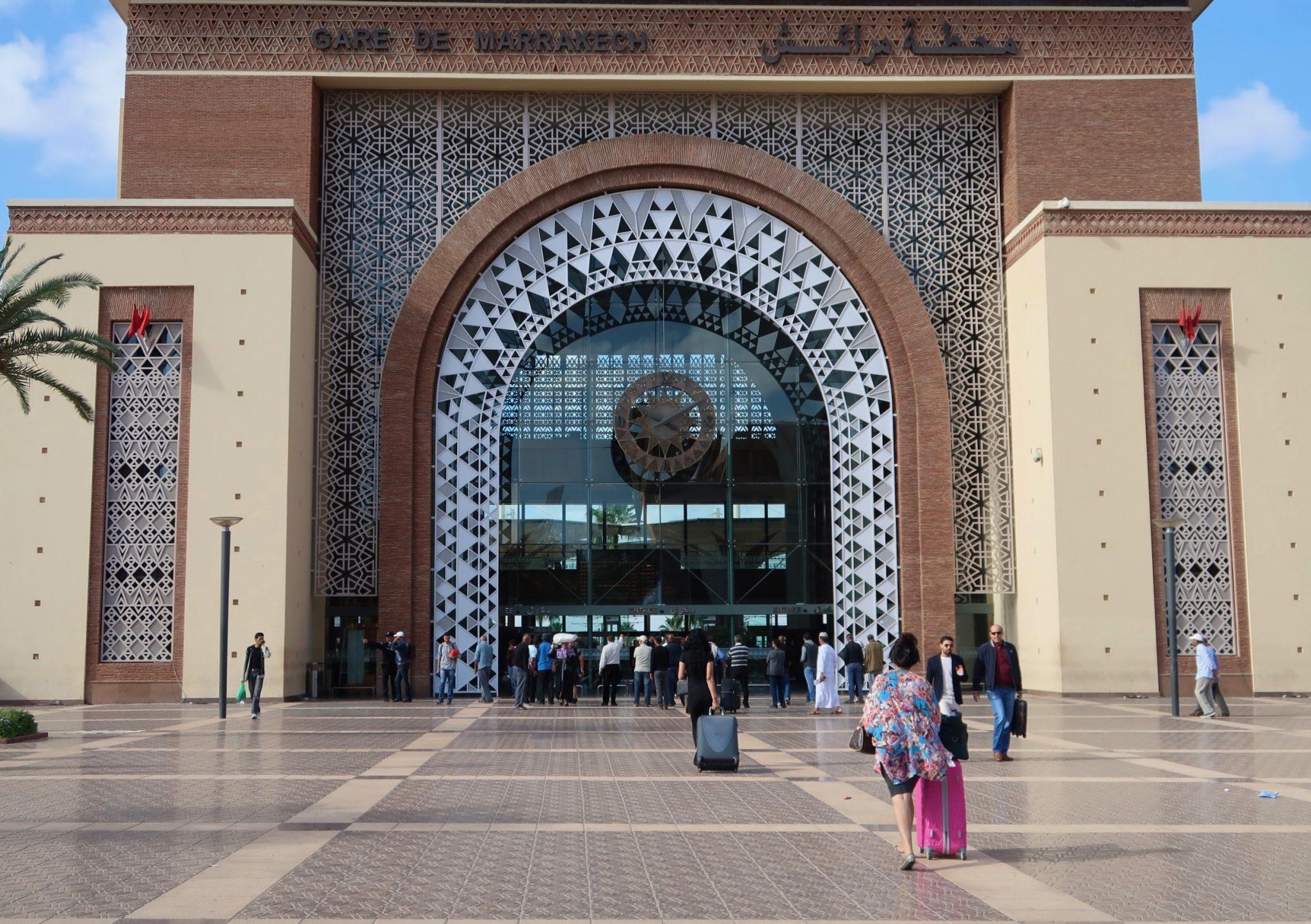 Marrakech rautatieasema