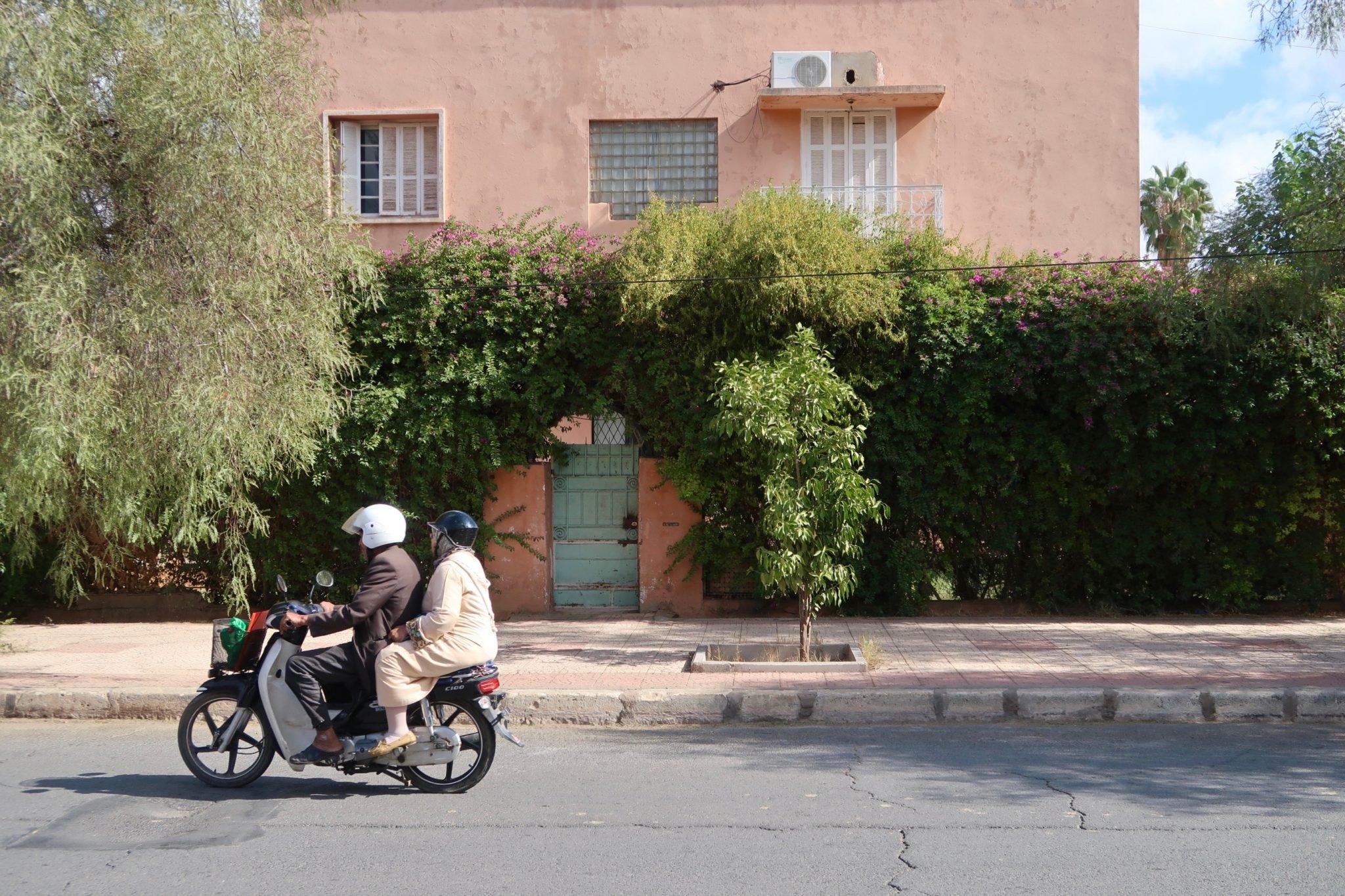 Marrakech mopoilijat