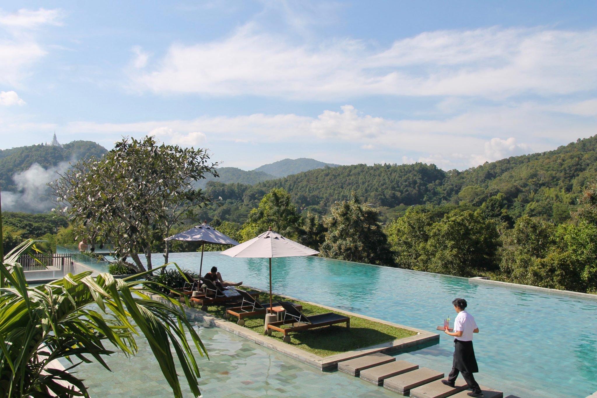 Veranda Chiang Mai uima-allas