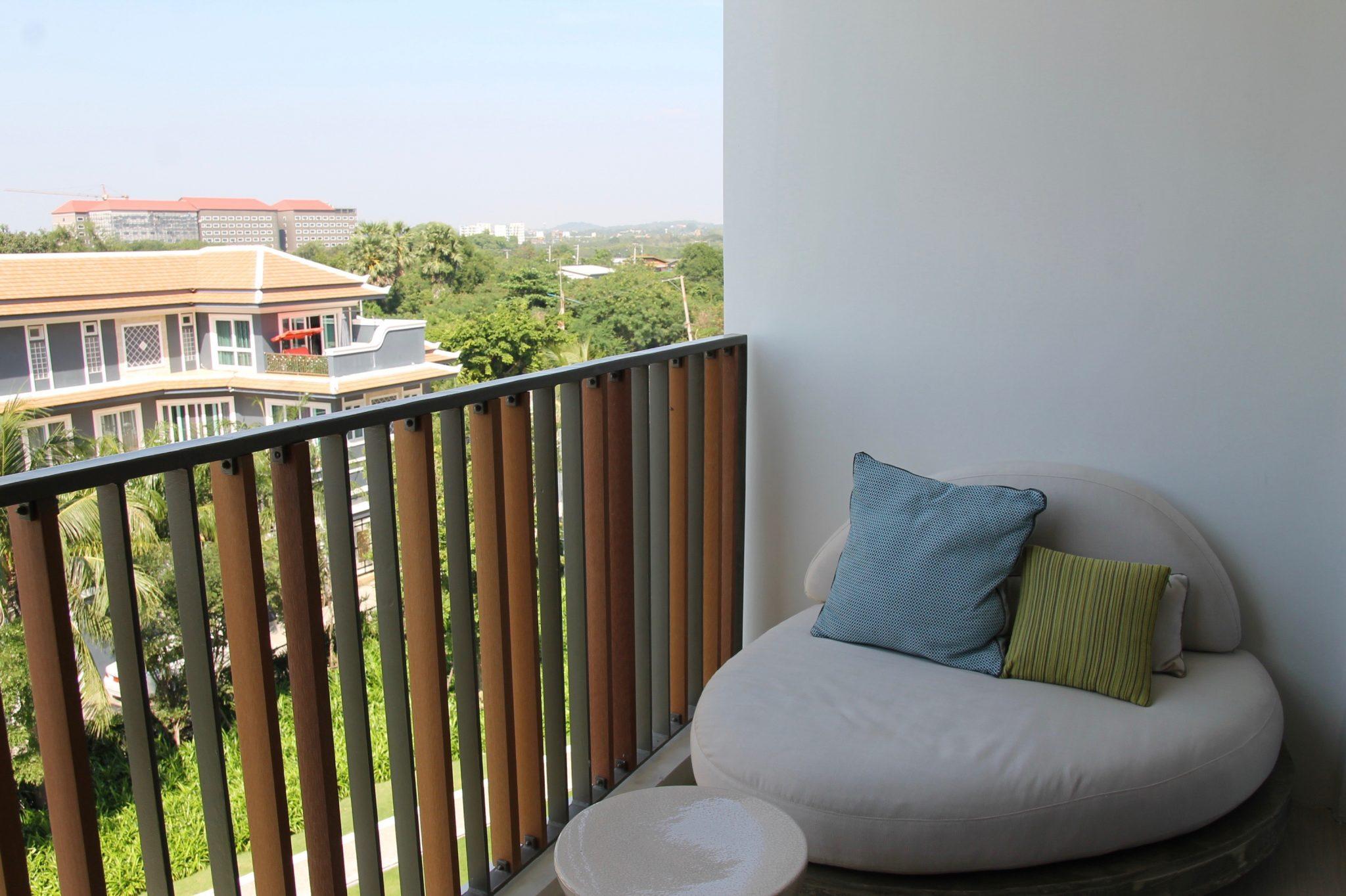 Veranda Pattaya parveke