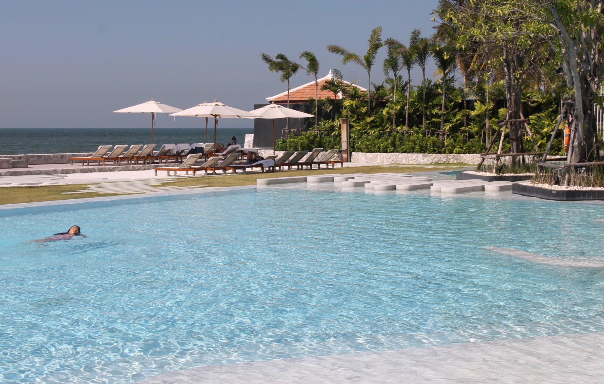 Veranda Pattaya uima-allas