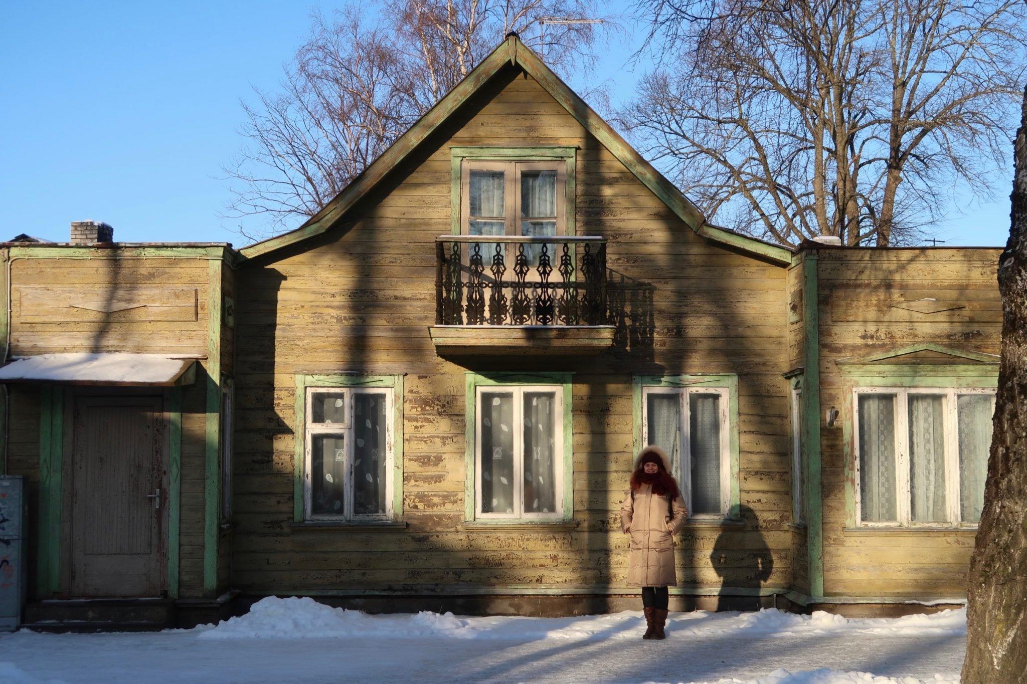 Pärnu talvi