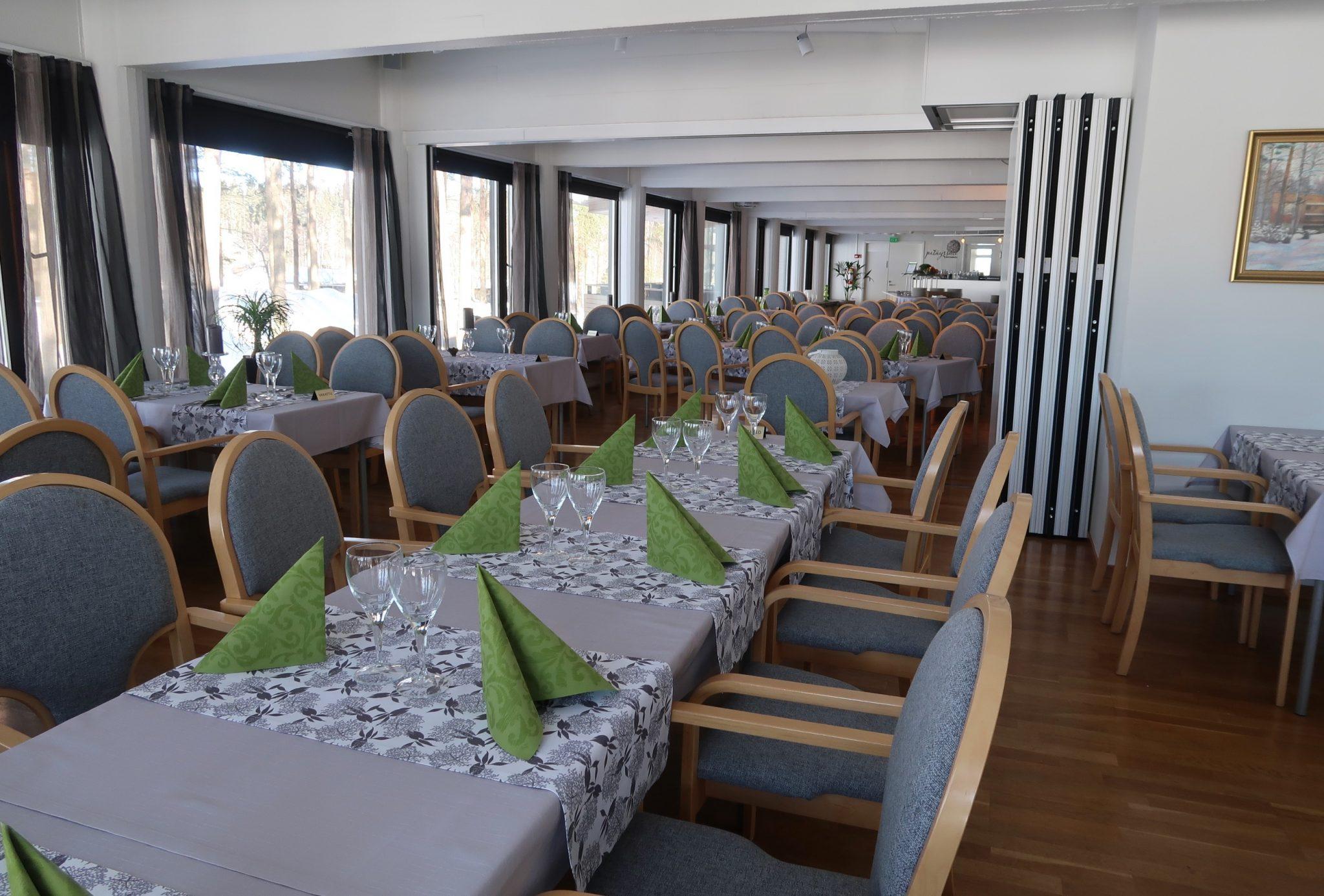 Petäys Resort ravintola
