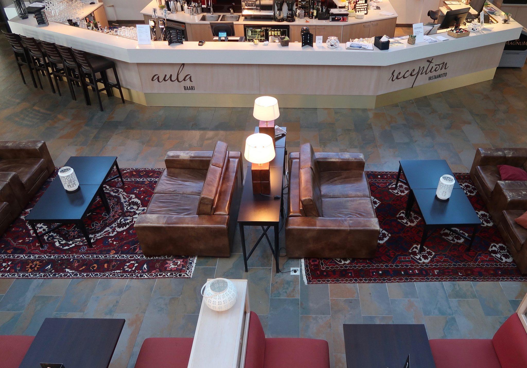 Petäys Resort aula