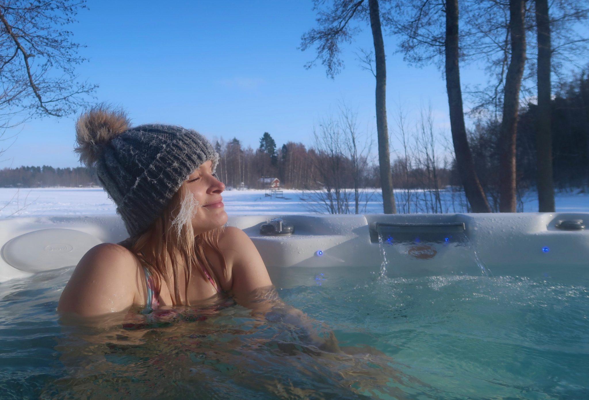 Petäys Resort jacuzzi