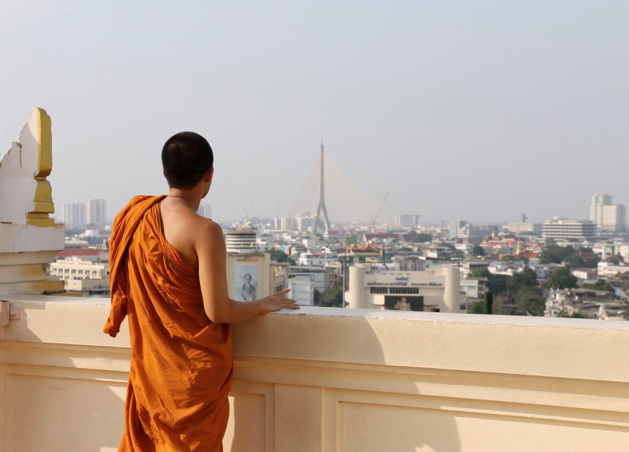 Bangkok temppeli