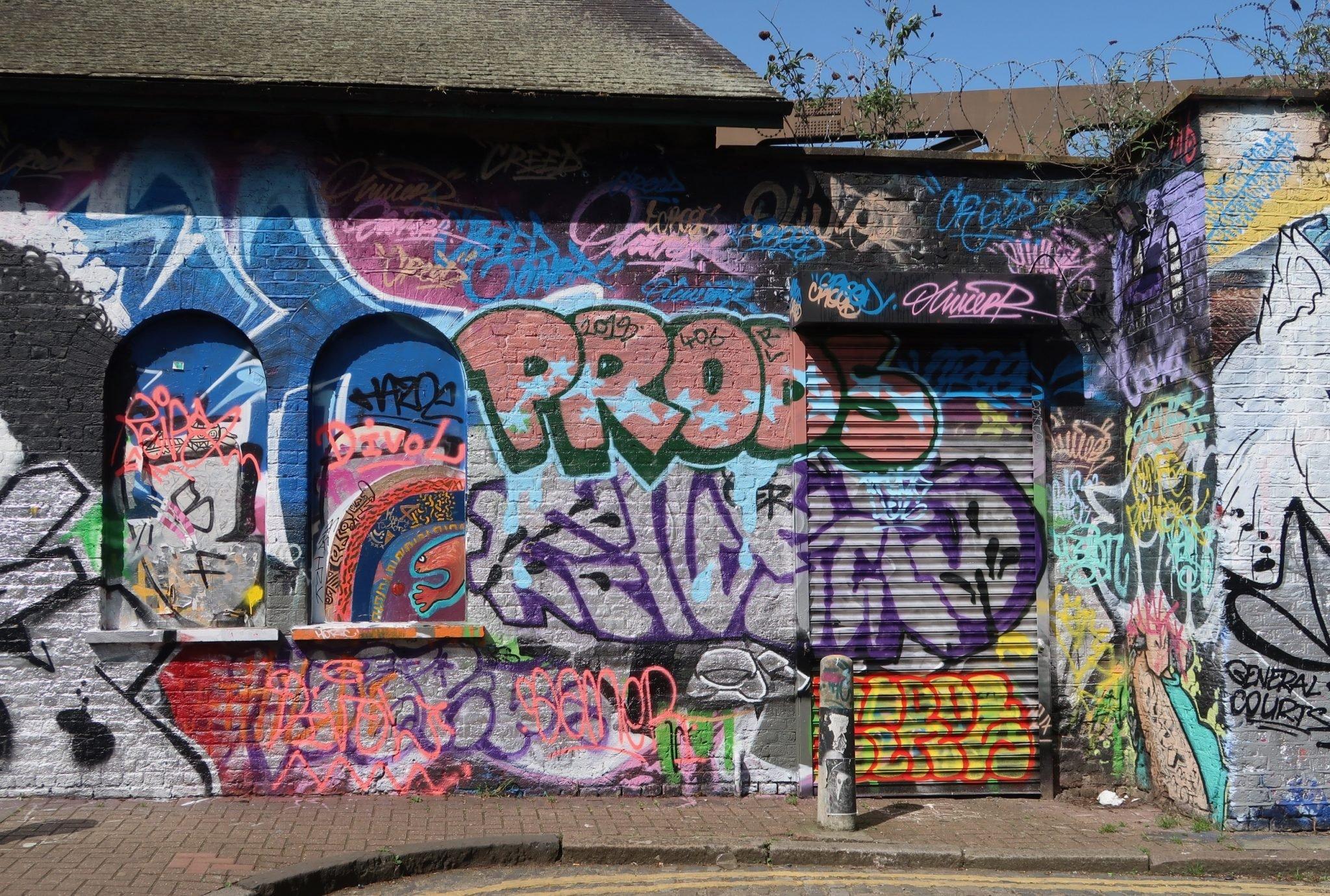 Brick Lane Lontoo