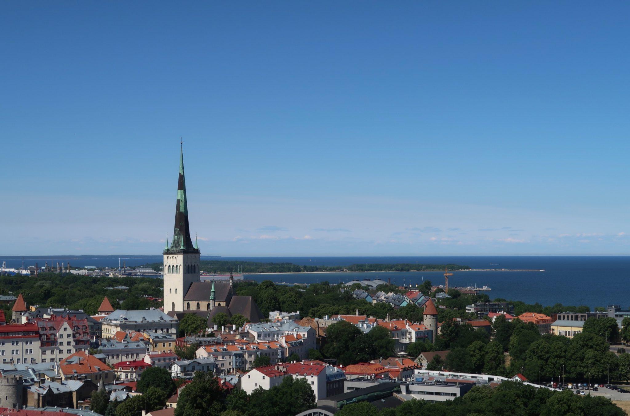 Original Sokos Hotel Viru Tallinna näkymät