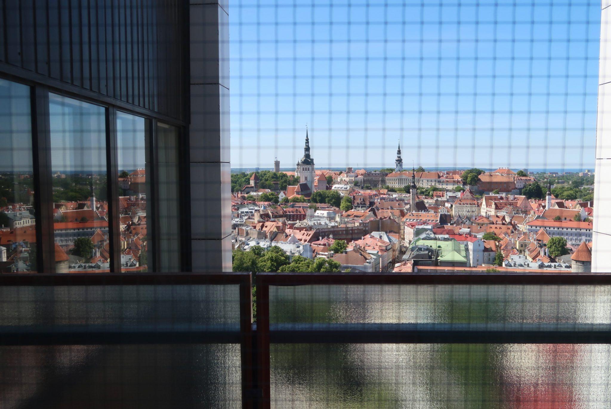 Original Sokos Hotel Viru Tallinna näkymä