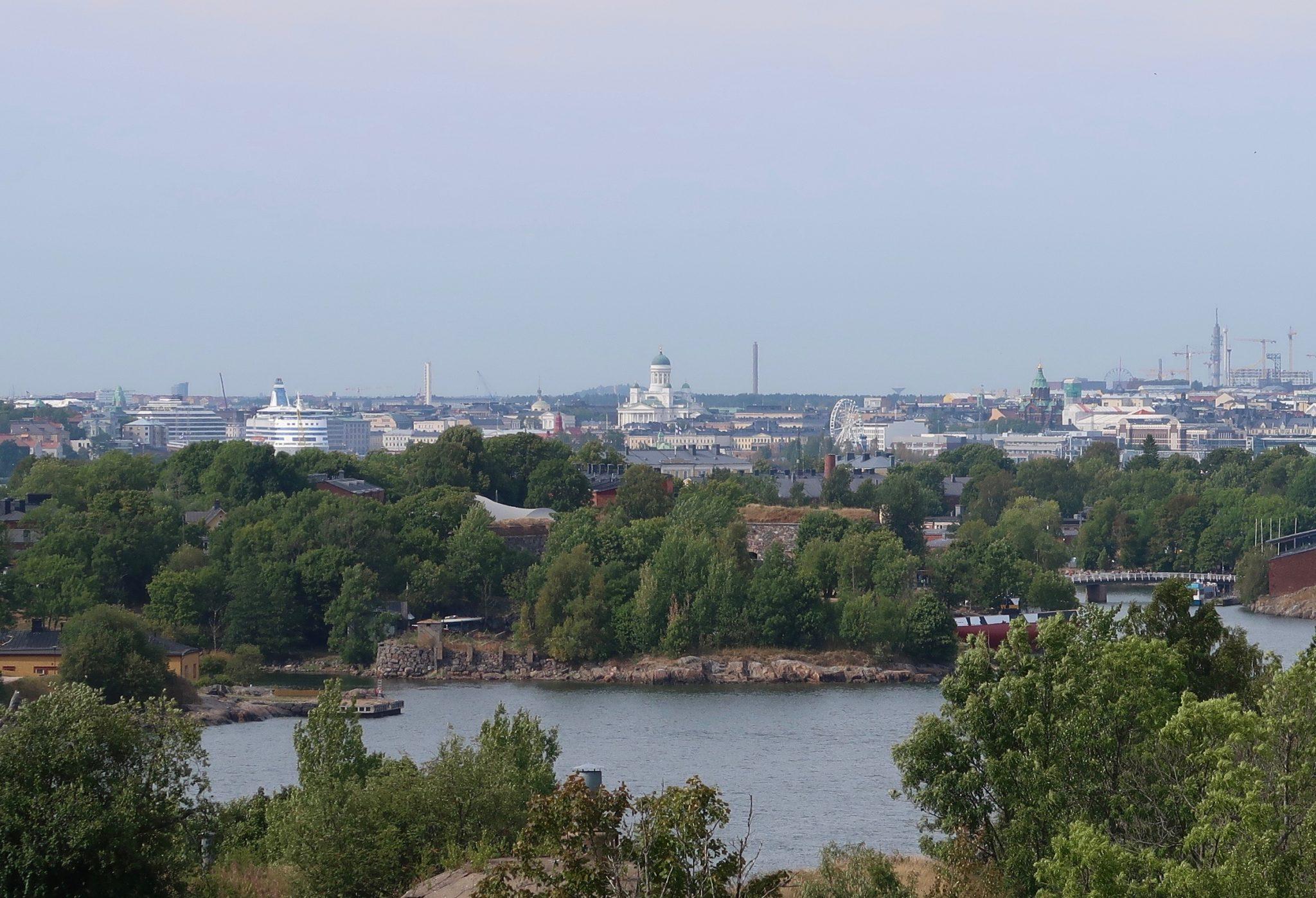 Helsinki Vallisaari