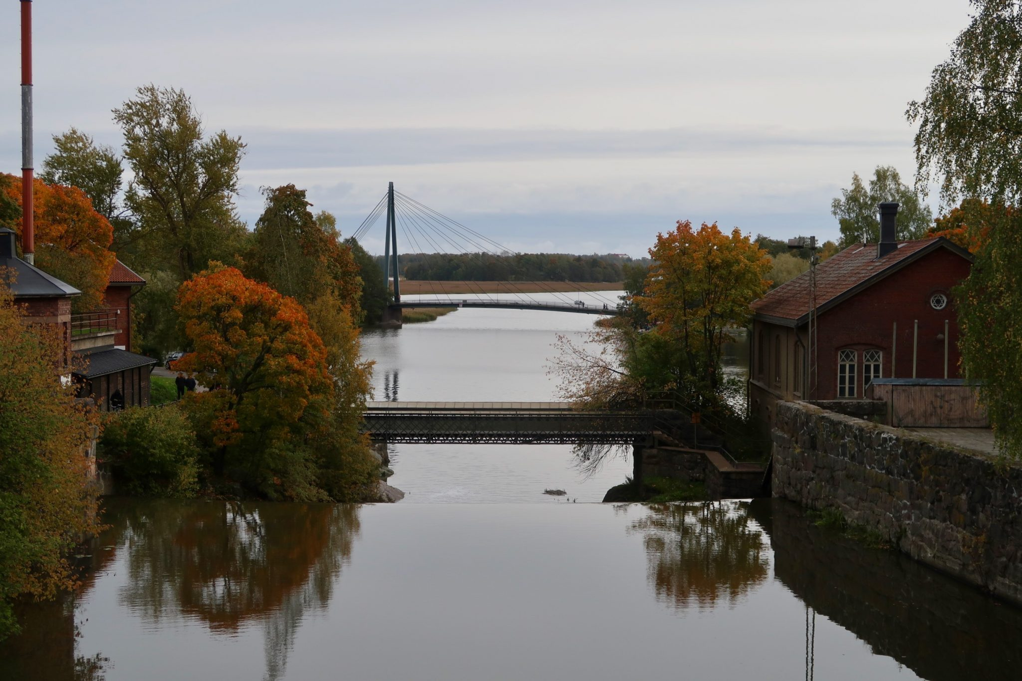 Vanhankaupunginkoski Helsinki