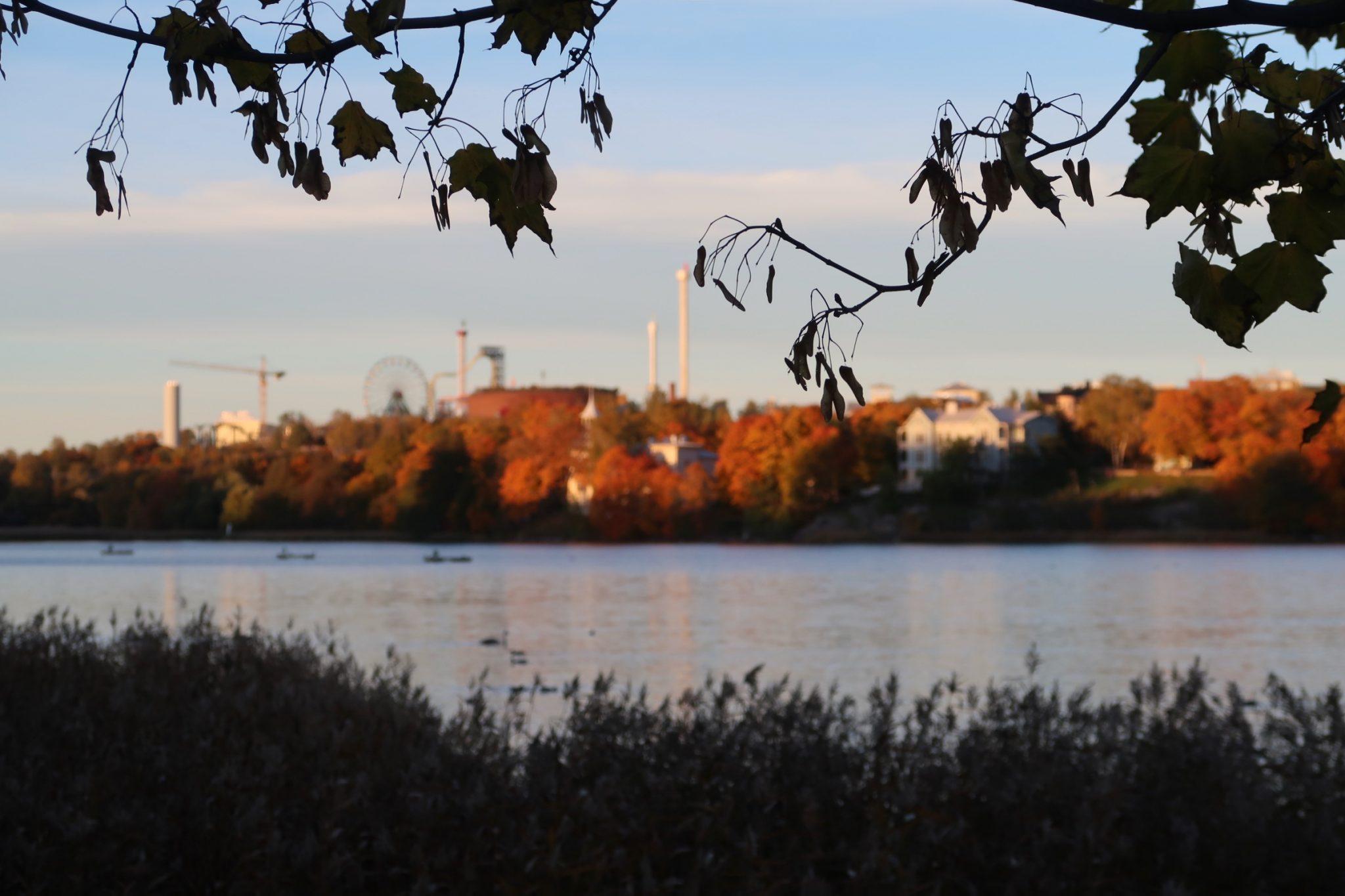 Töölönlahti Helsinki