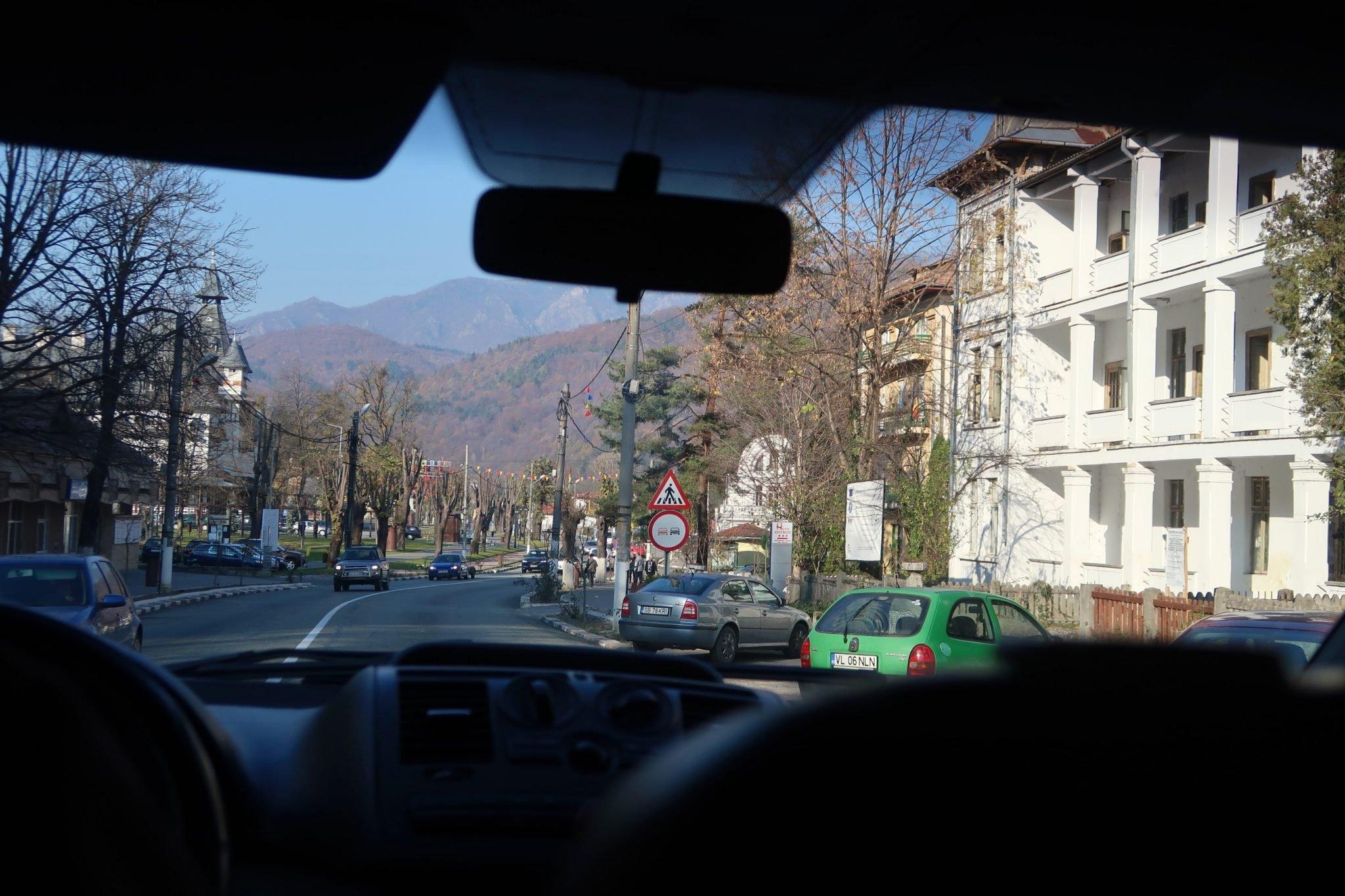 Romania vuoristoalue