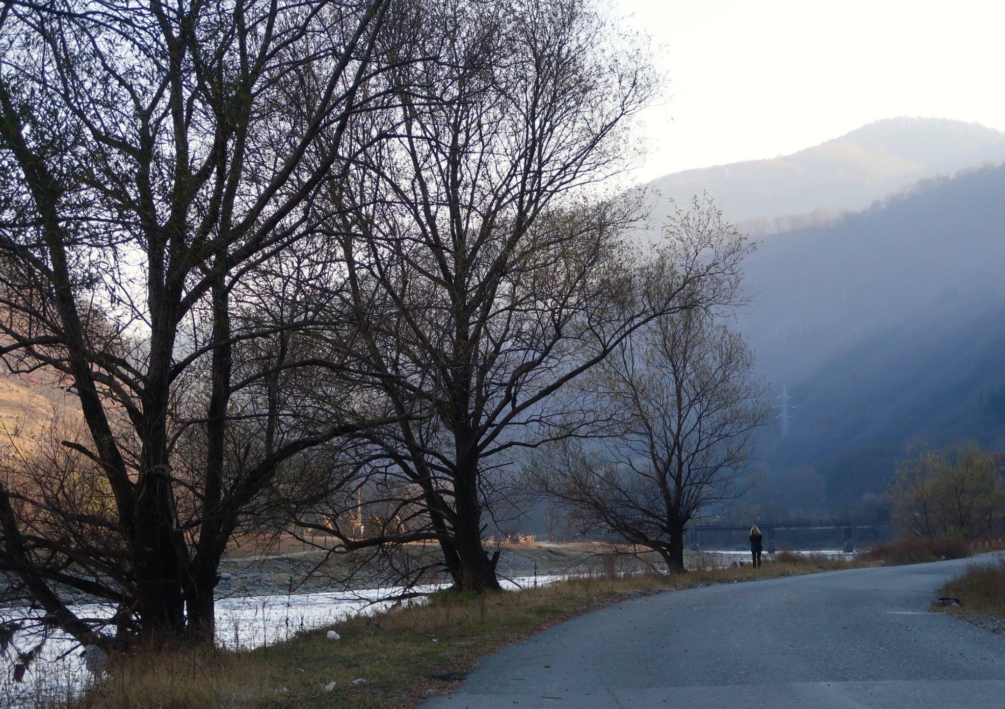 Romanian vuoristoa