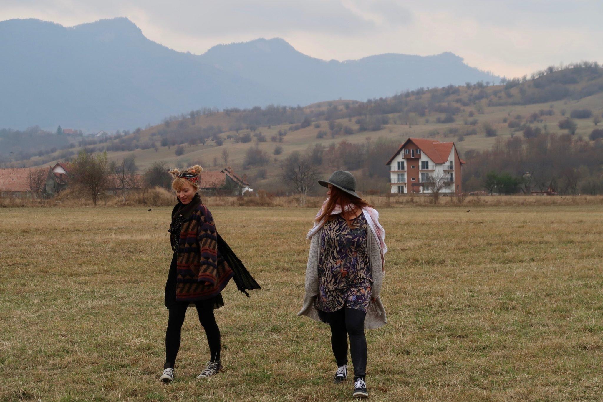 Romania maaseudulla