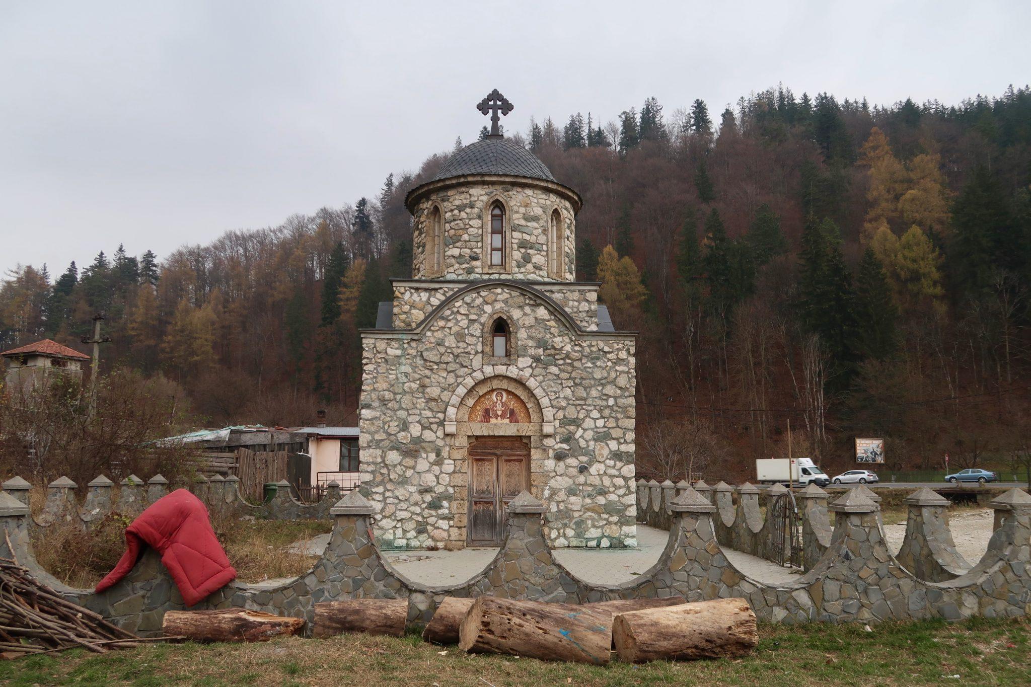 Romania pikkukirkko