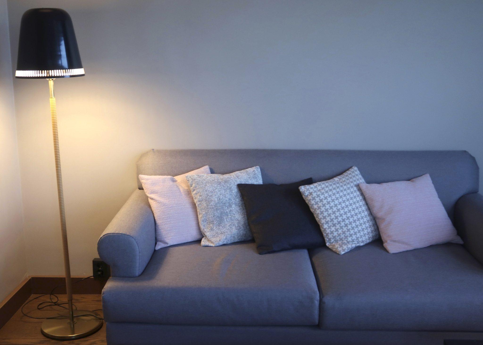Hotellin sohva