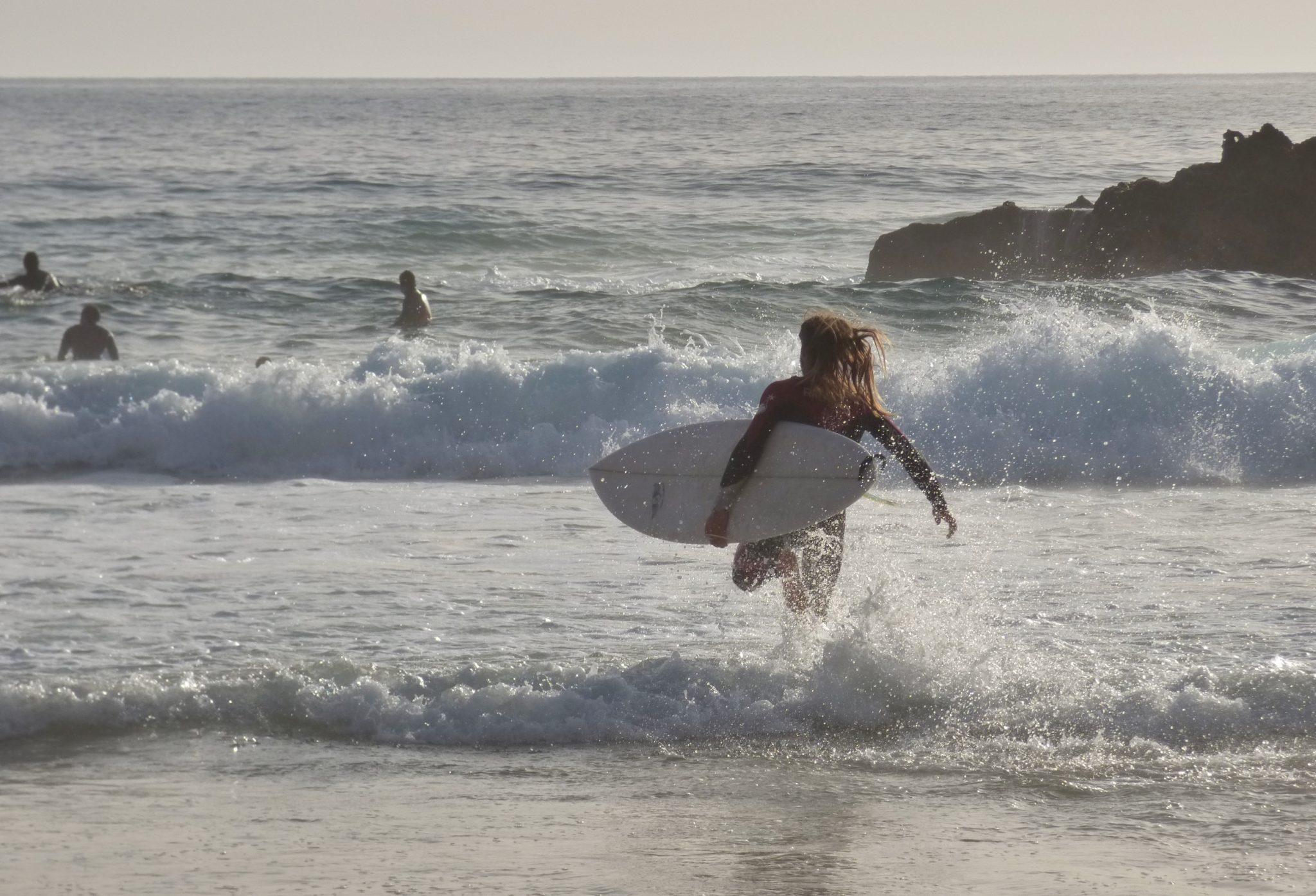 Algarve surffaaja