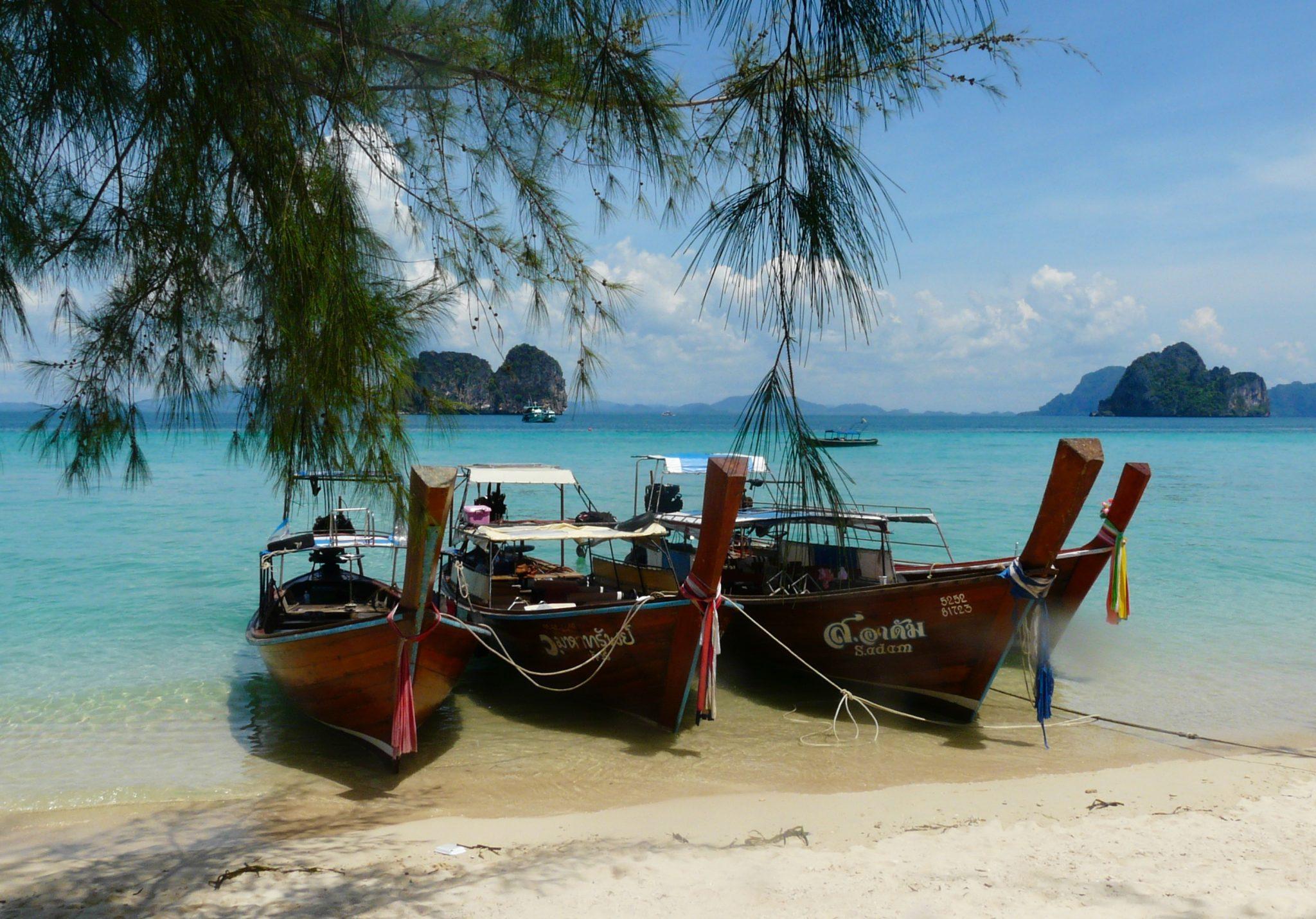 Thaimaan ranta 2012