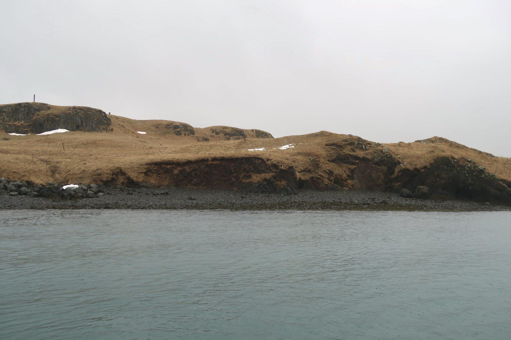 Reykjavik saari