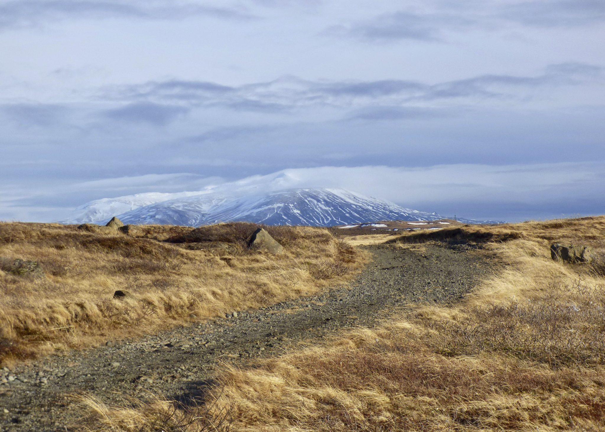 Islanti vuori