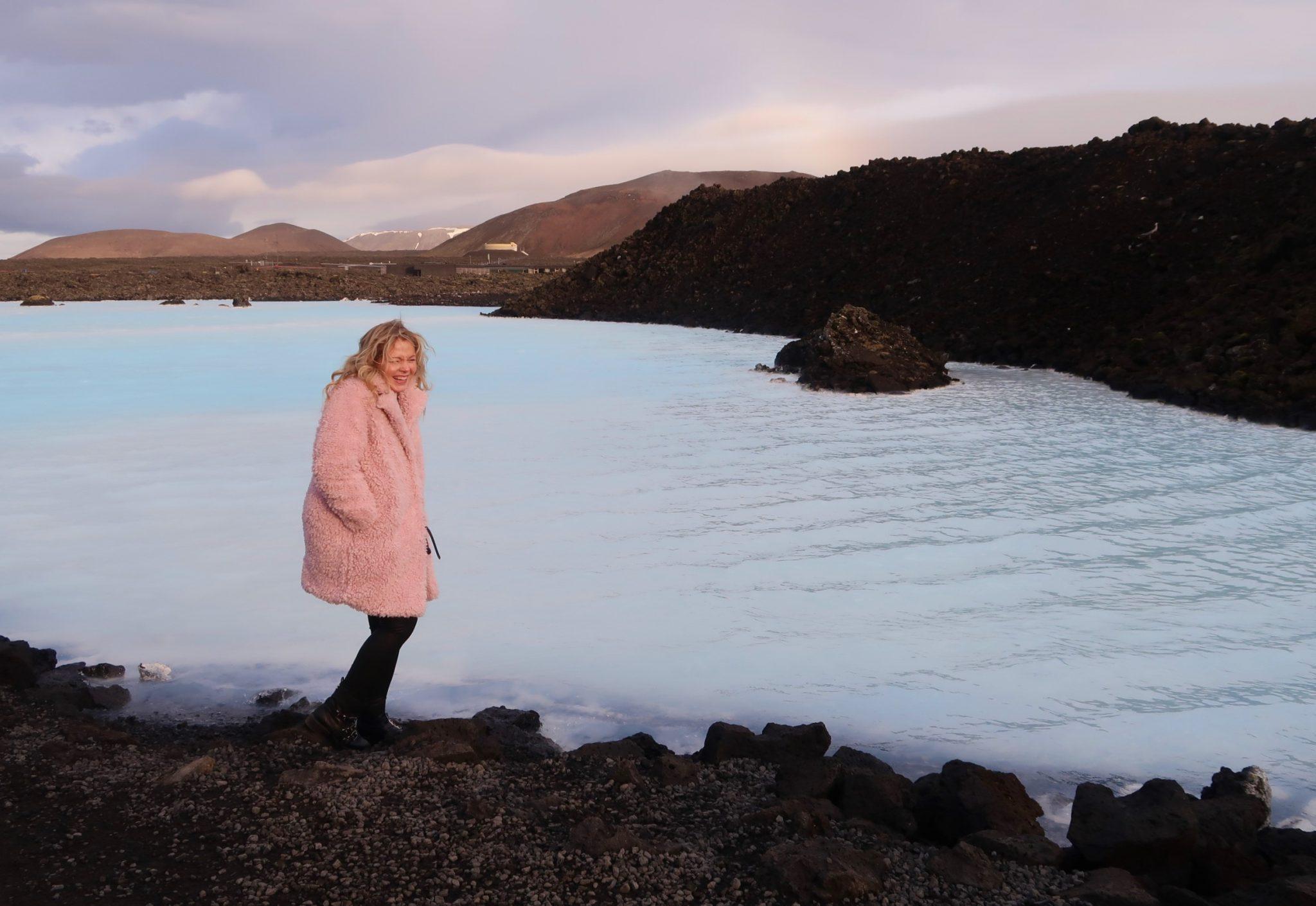 Blue Lagoon Islanti