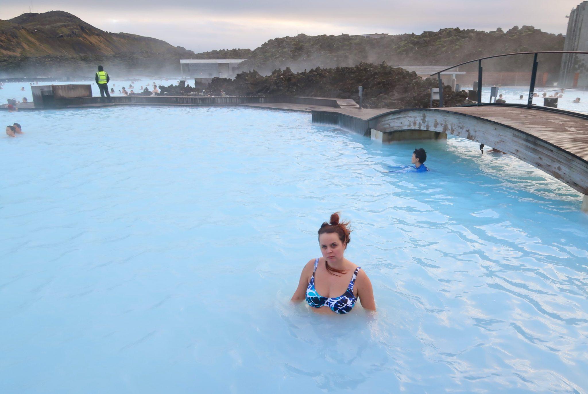 Blue Lagon Islanti