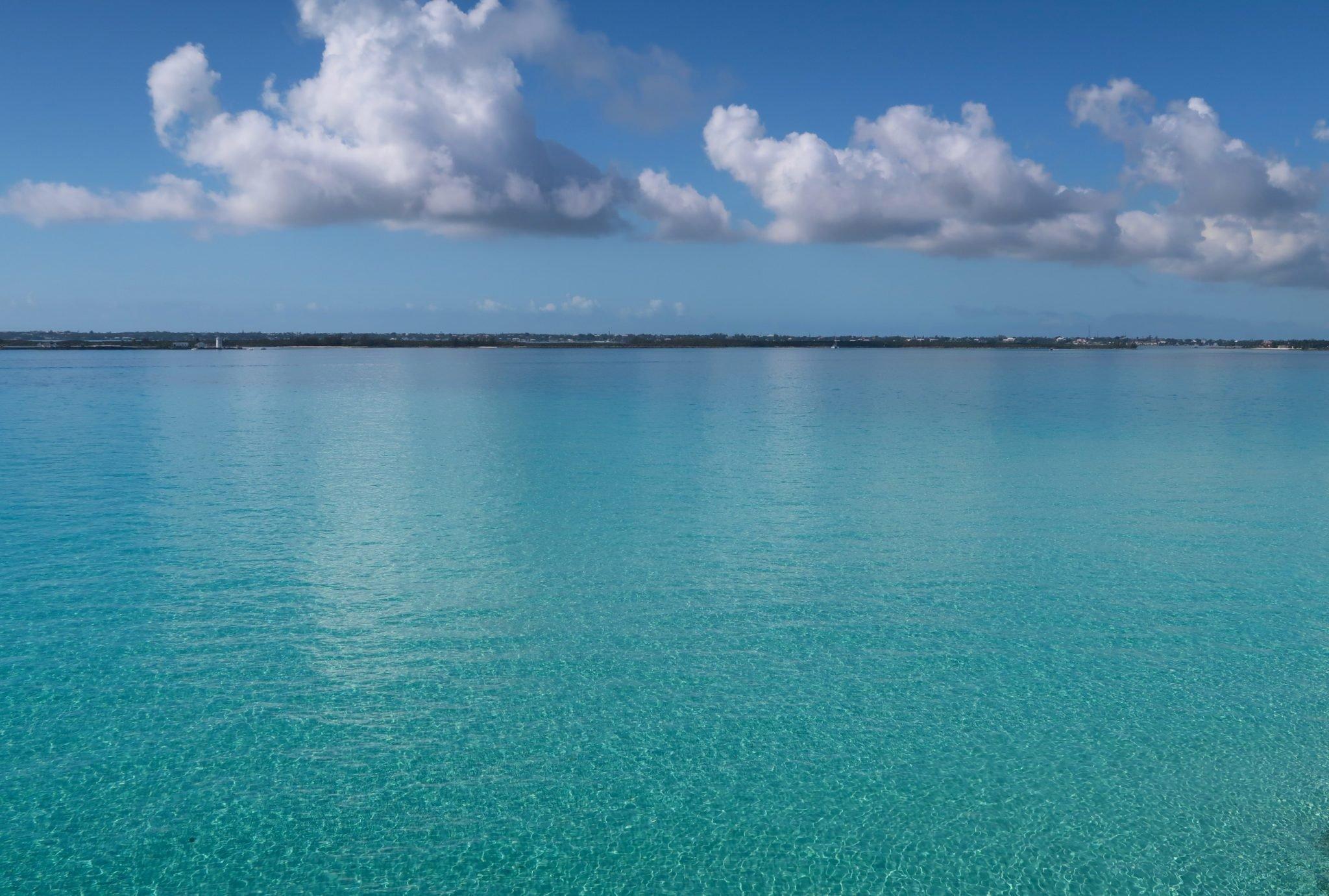 Bahama Blue Lagoon saari